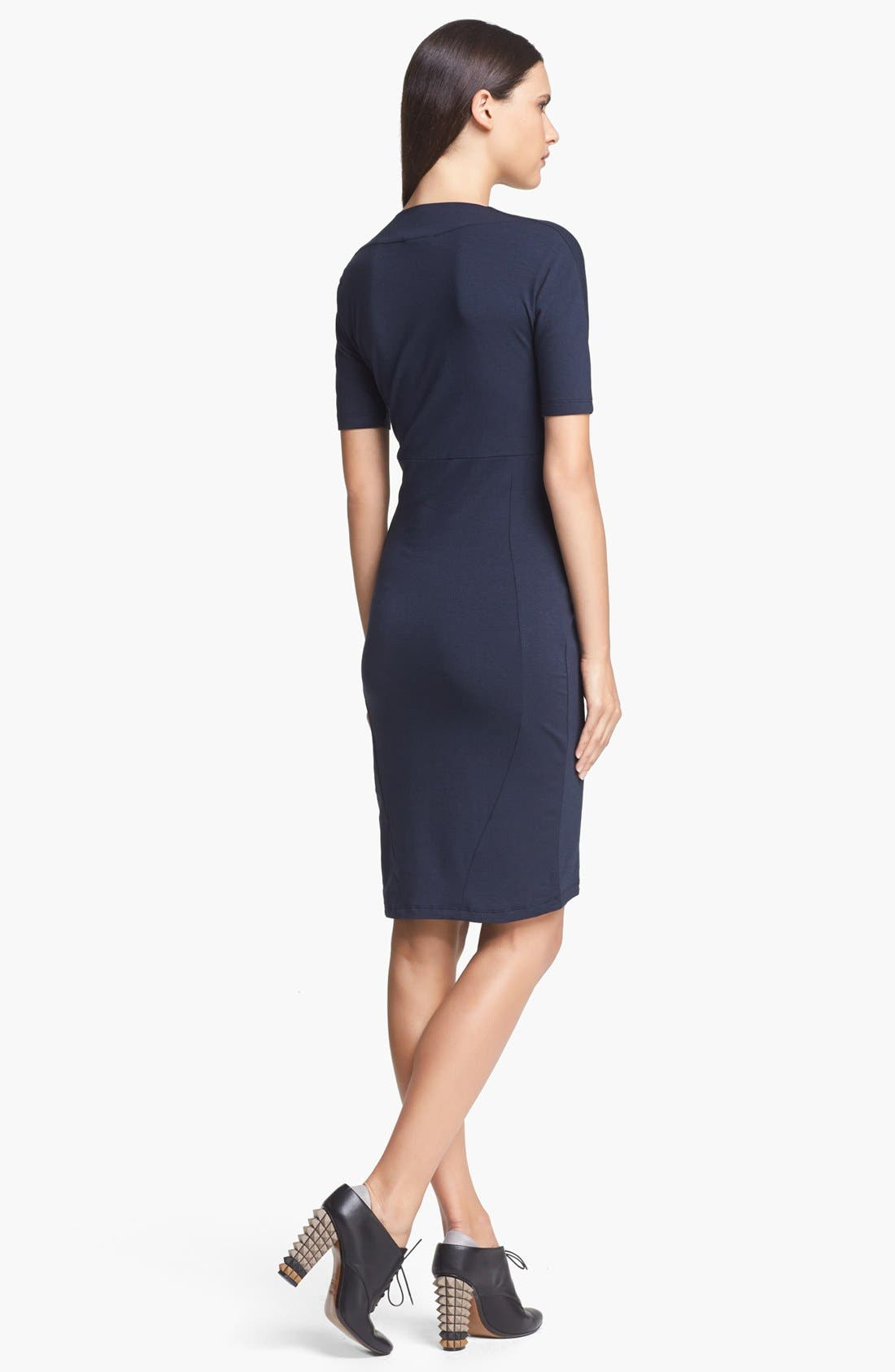 Alternate Image 2  - Carven Lightweight Jersey Dress