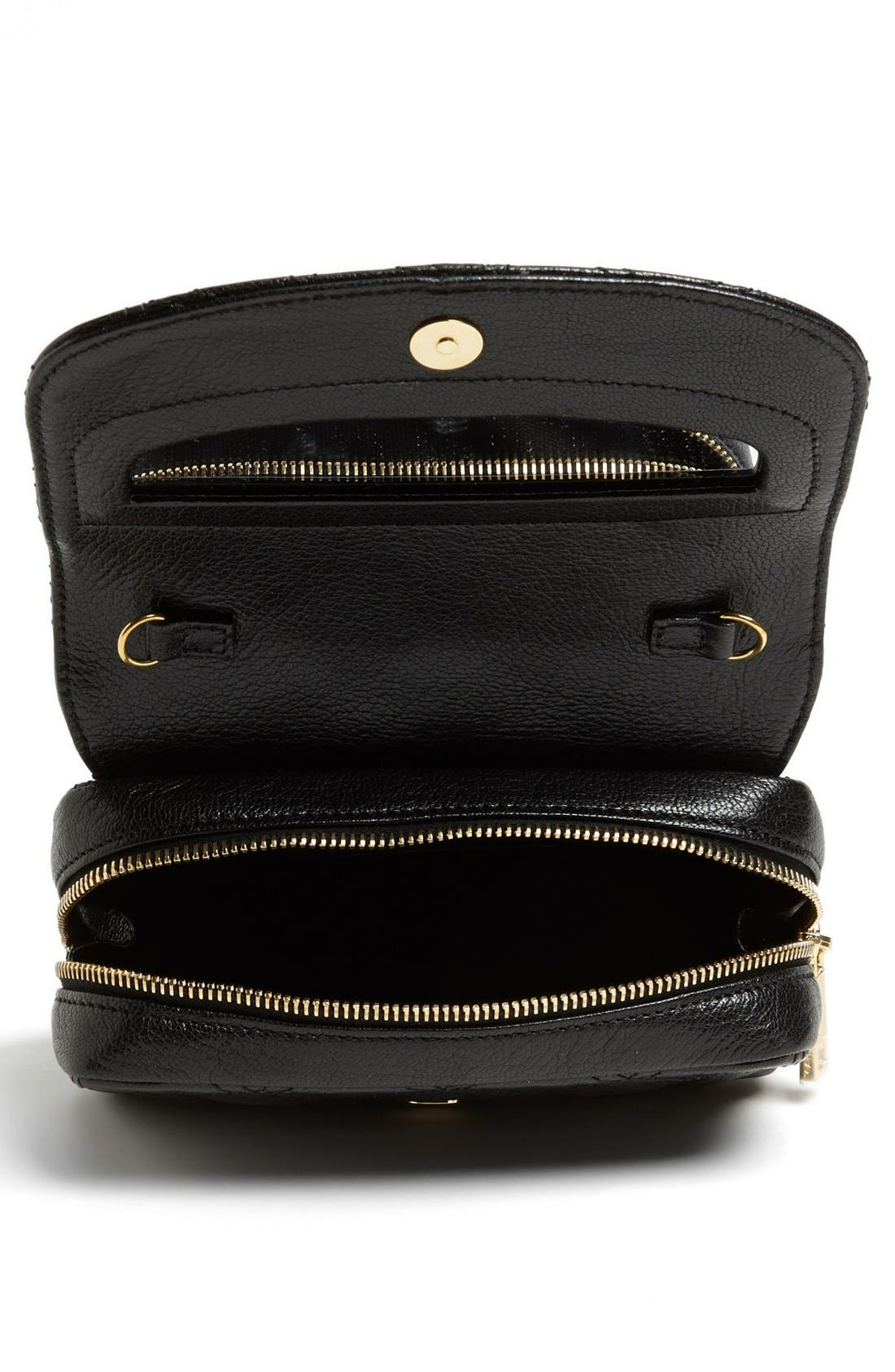 Alternate Image 3  - MARC JACOBS 'Baroque - Bijoux' Leather Crossbody Bag