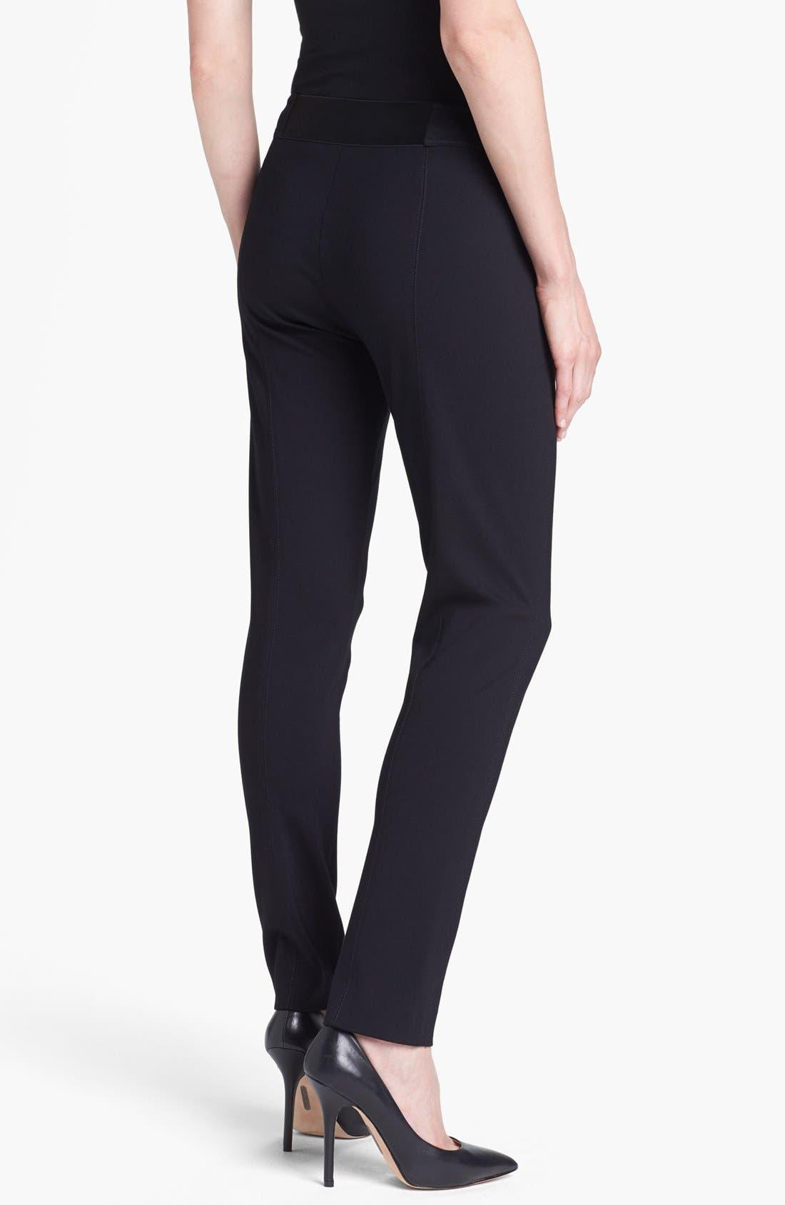 Alternate Image 2  - Elie Tahari 'Nina' Knit Pants