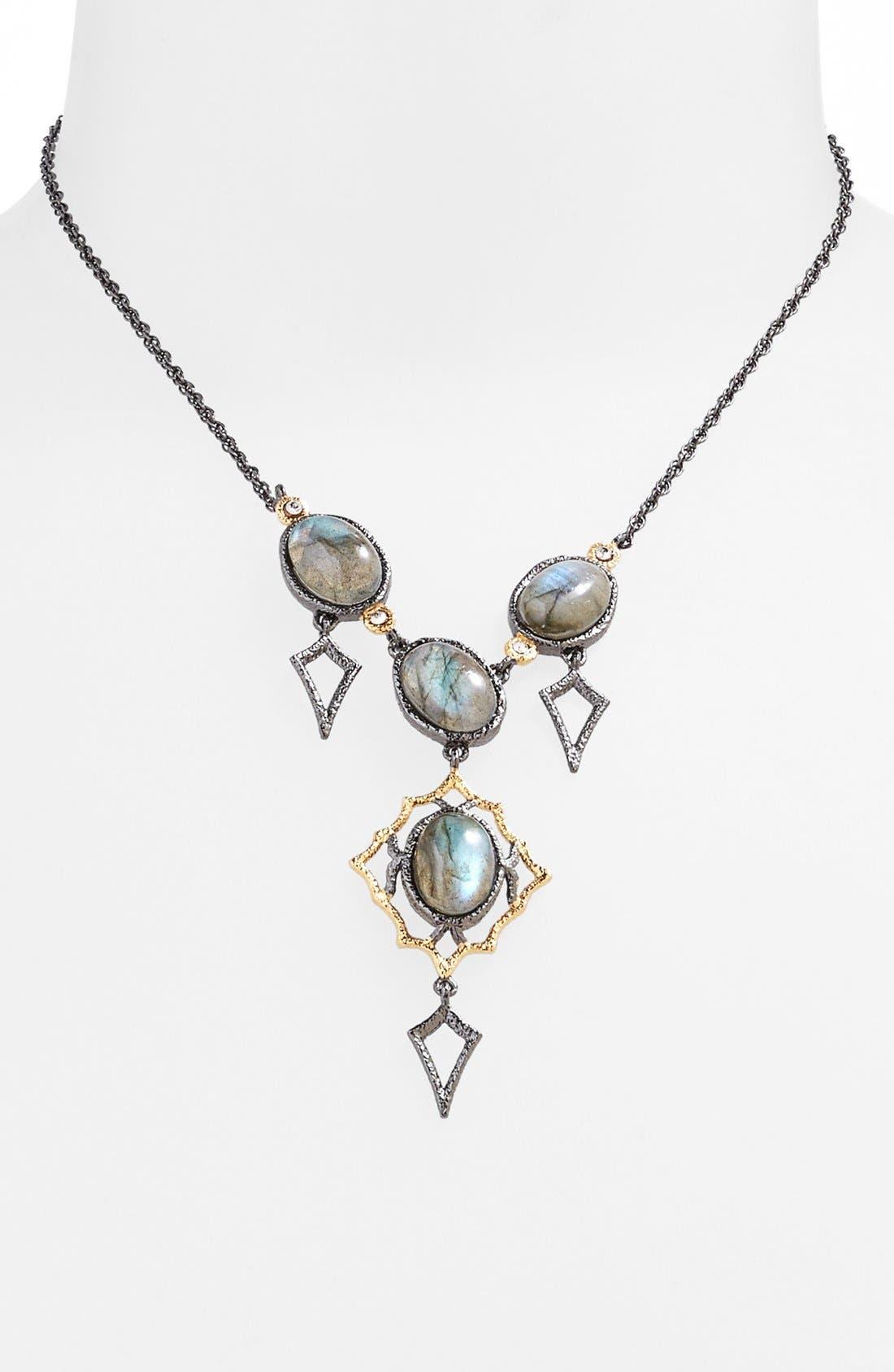 Alternate Image 1 Selected - Alexis Bittar 'Jardin de Papillon' Frontal Necklace