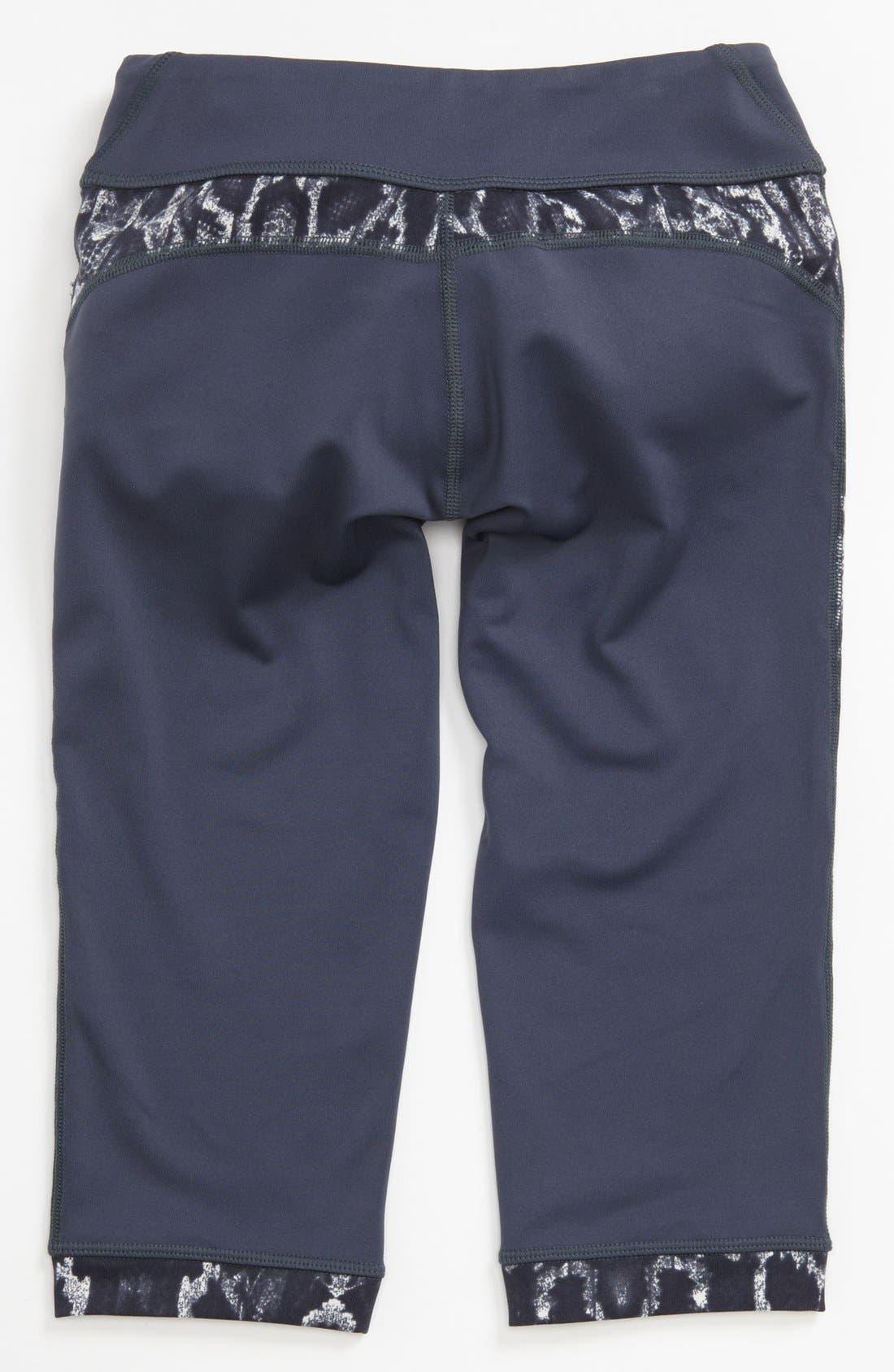 Alternate Image 2  - Zella Girl 'Sprinter' Capri Pants (Little Girls & Big Girls)