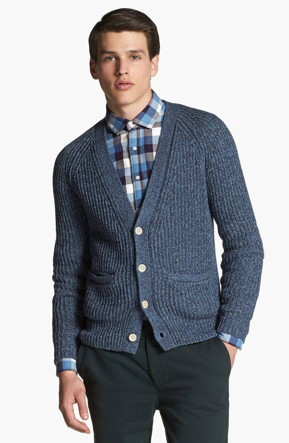 Alternate Image 1 Selected - Shipley & Halmos 'Rodgers' Cardigan