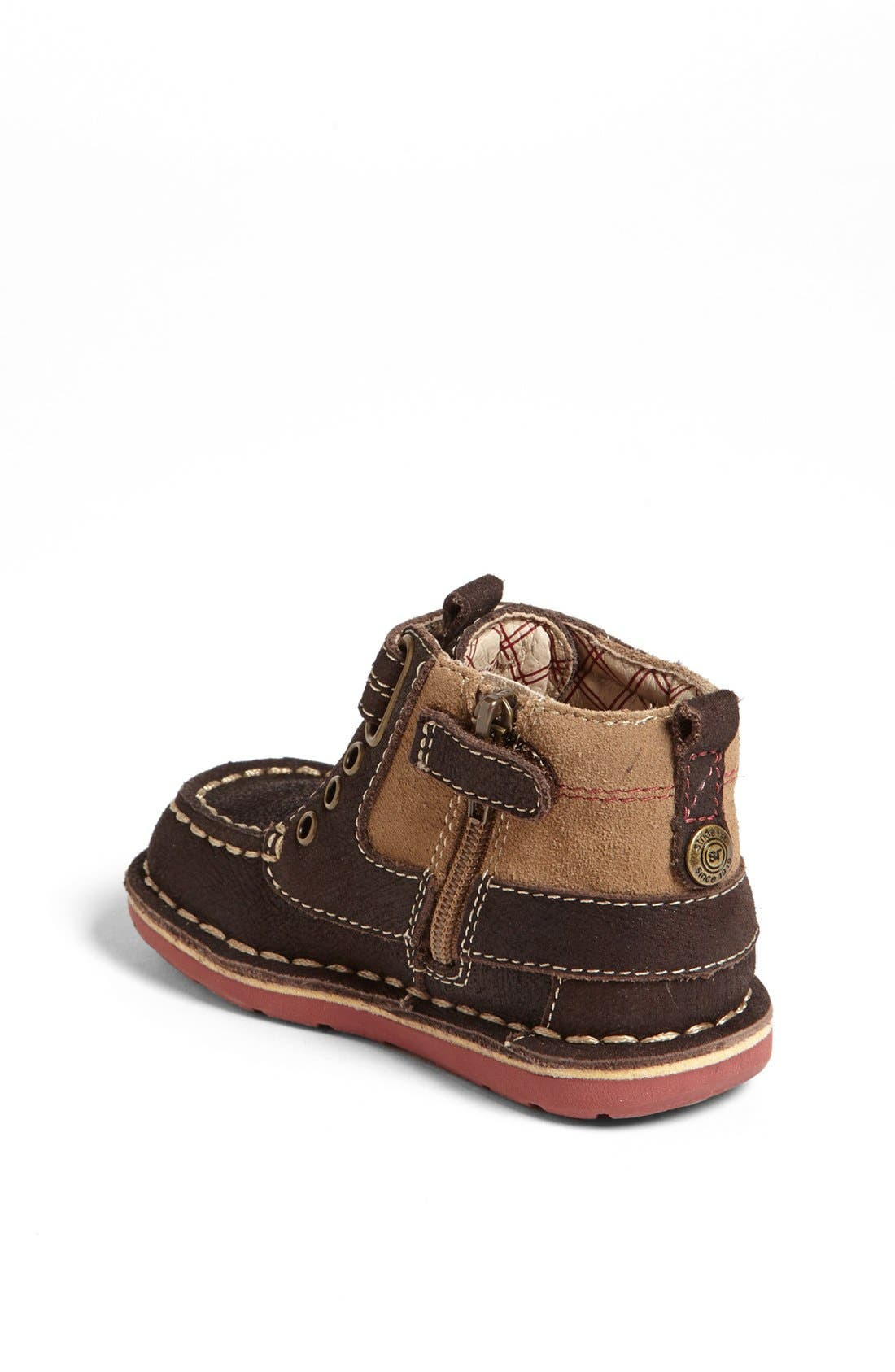 Alternate Image 2  - Stride Rite 'Medallion Collection - Maxwell' Boot (Baby, Walker & Toddler)