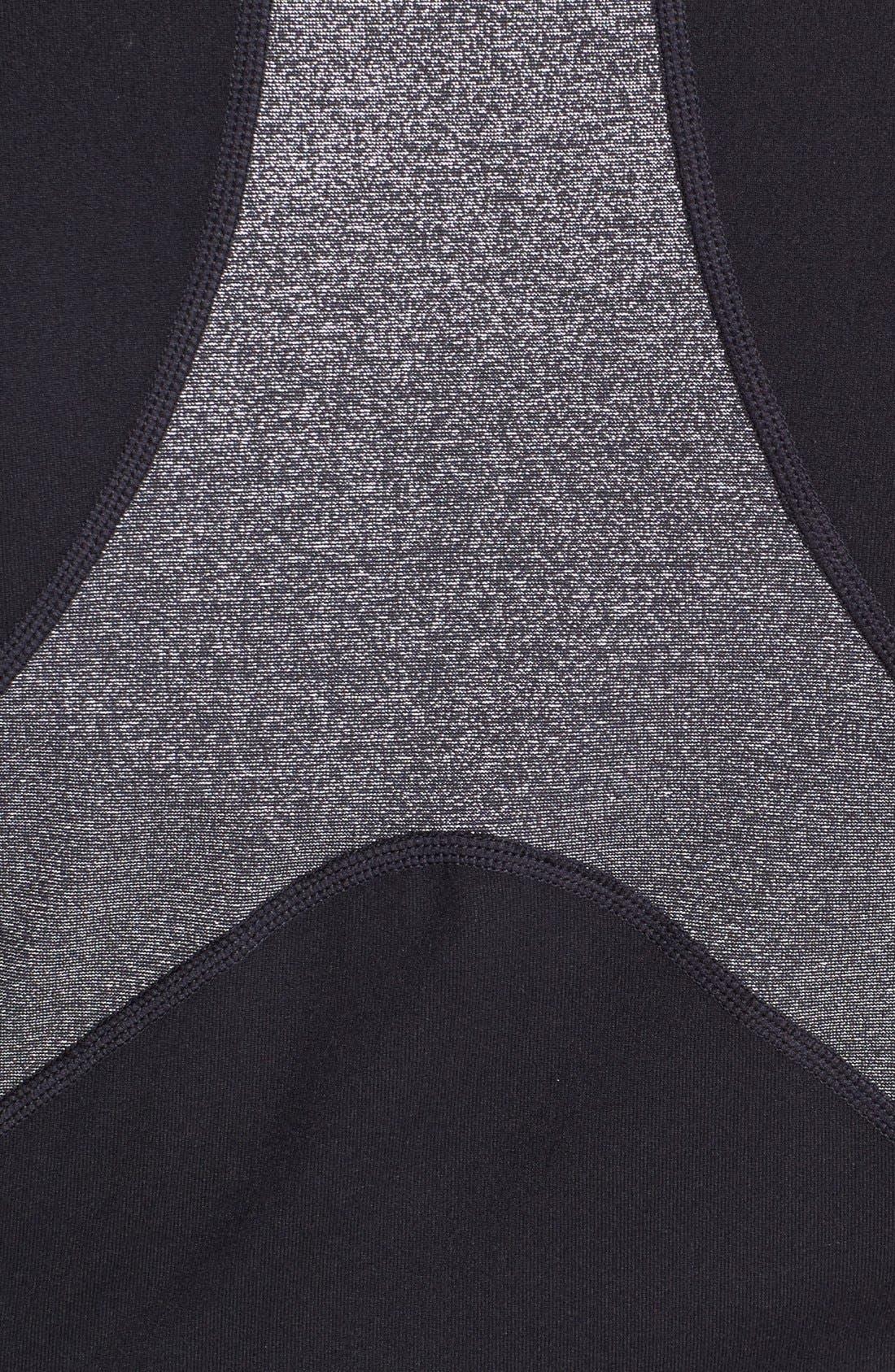 Alternate Image 3  - Zella 'Luxe Mix' Jacket (Plus Size)