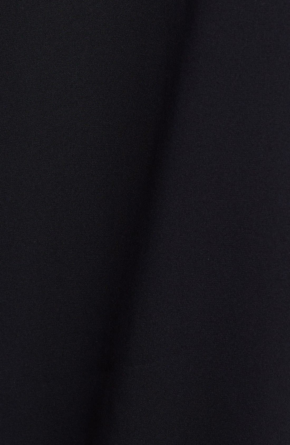 Alternate Image 3  - Vince 'Sculptured' Stretch Silk Blouse