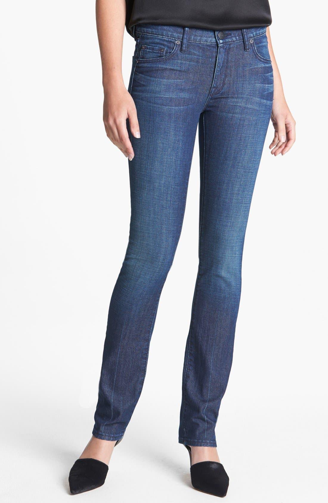 Alternate Image 1 Selected - Vince 'Finley' Cigarette Leg Jeans
