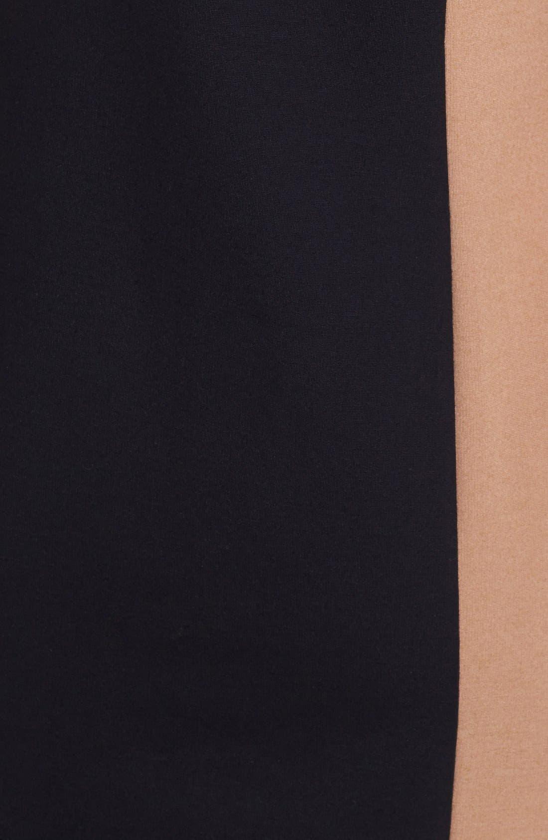 Alternate Image 3  - Kenneth Cole New York 'Hulda' Zip Colorblock Dress