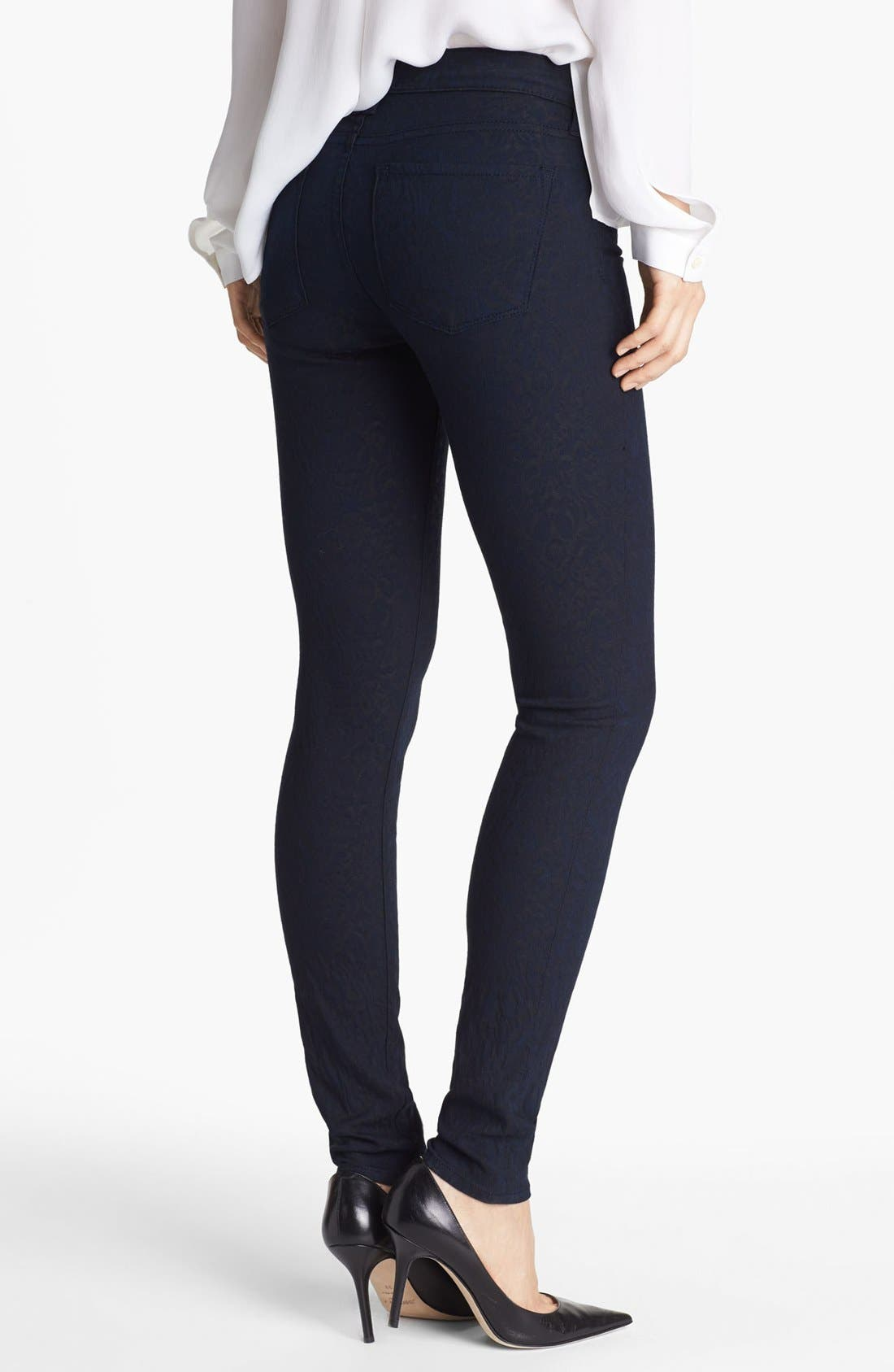 Alternate Image 2  - Vince Skinny Stretch Jeans
