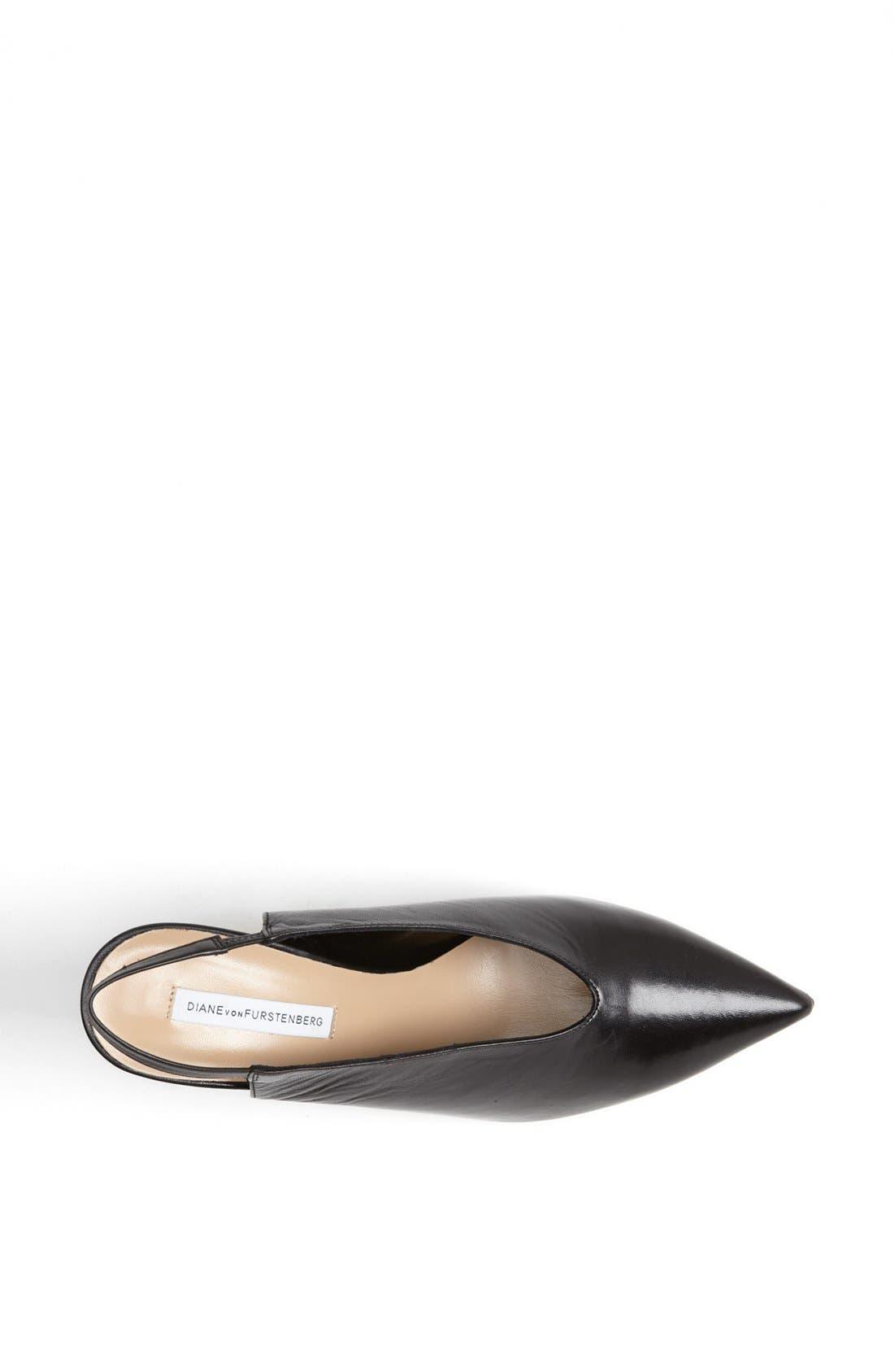 Alternate Image 3  - Diane von Furstenberg 'Beauty' Pump