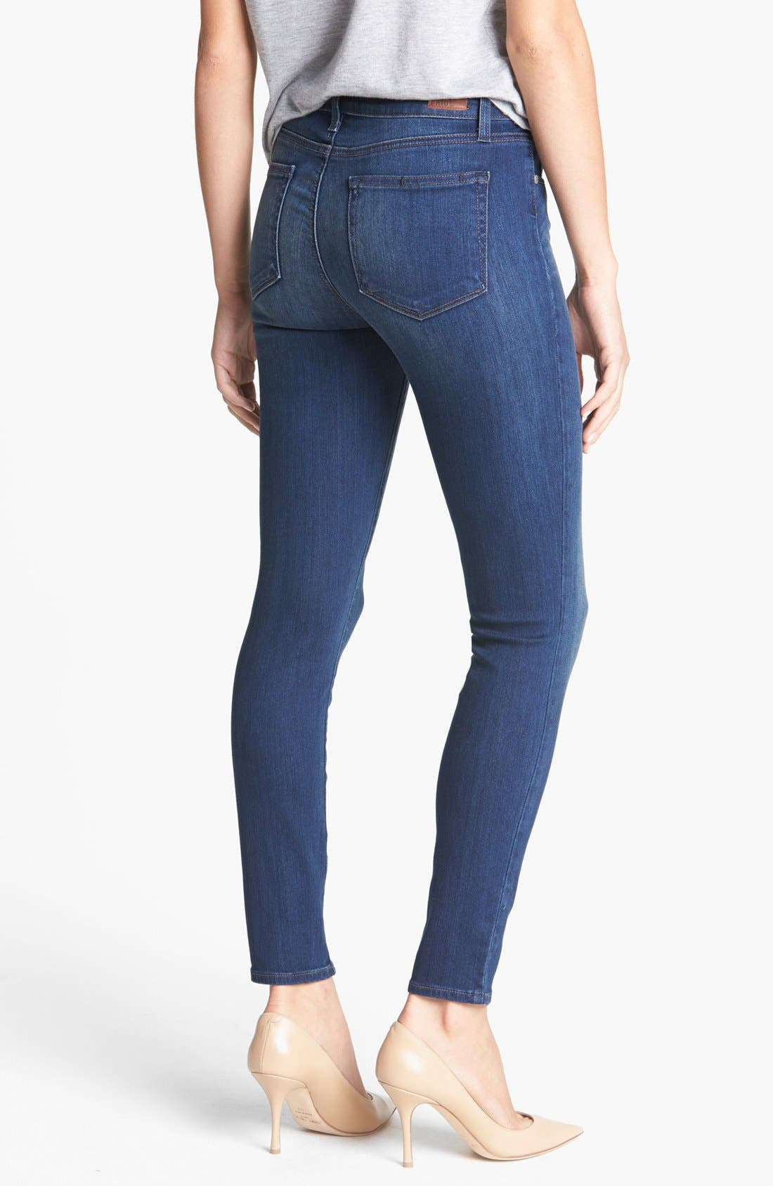 Alternate Image 2  - Paige Denim 'Hoxton' Skinny Ankle Jeans (Zoe)