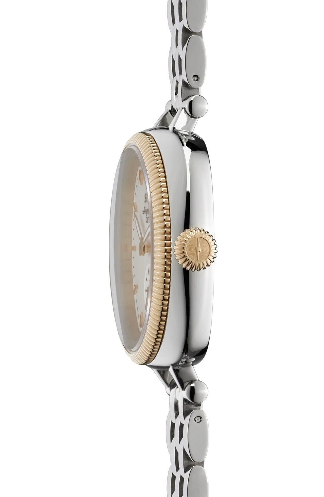 Alternate Image 3  - Shinola The Gomelsky Bracelet Watch, 36mm