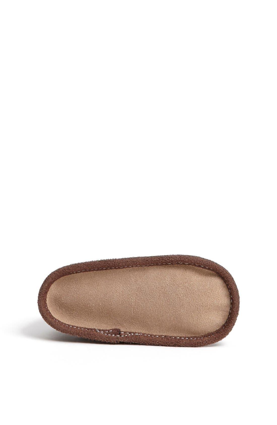 Alternate Image 4  - Robeez® 'Charlie' Crib Shoe (Baby & Walker)