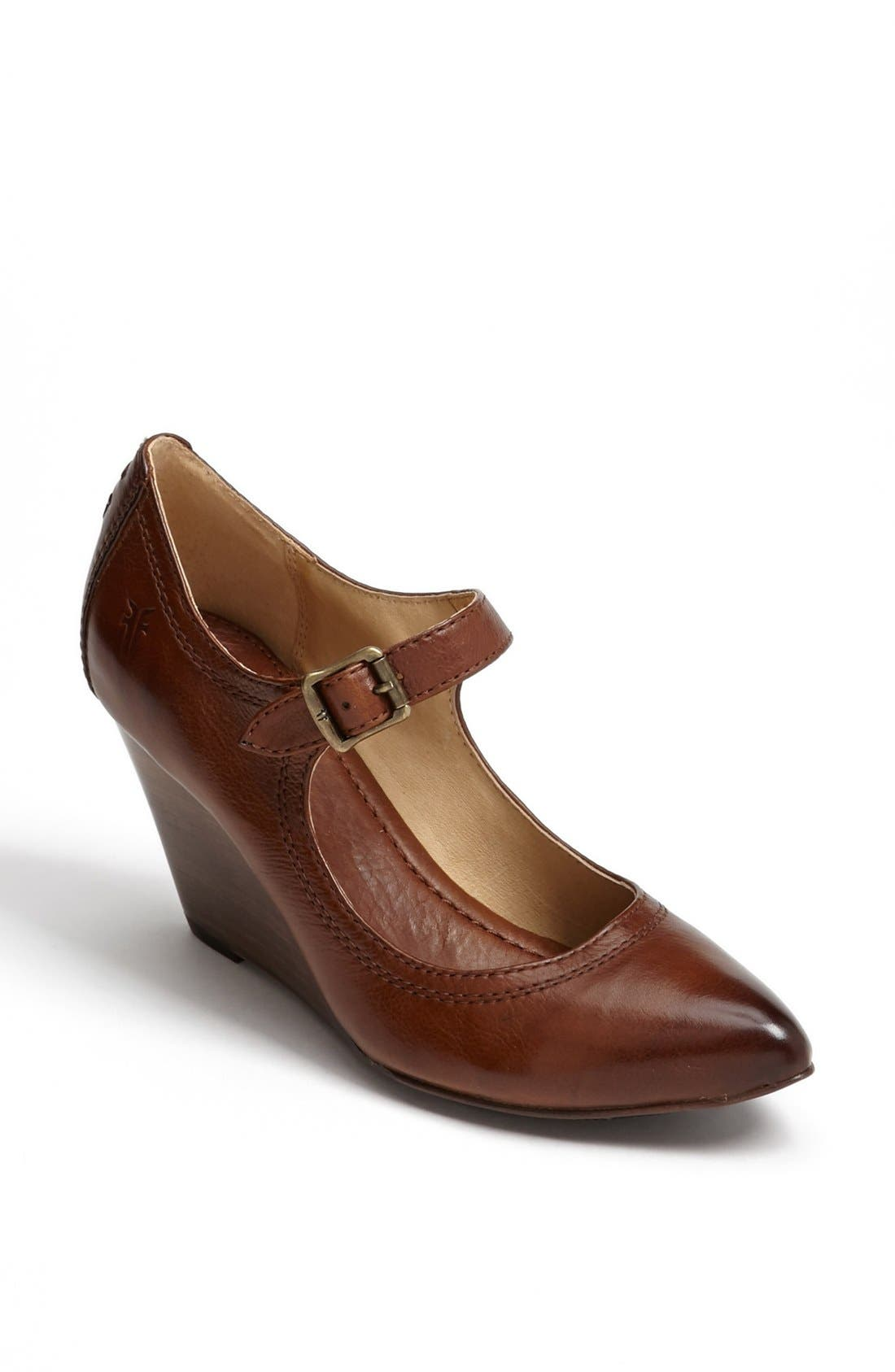 Alternate Image 1 Selected - Frye 'Regina' Wedge Pump