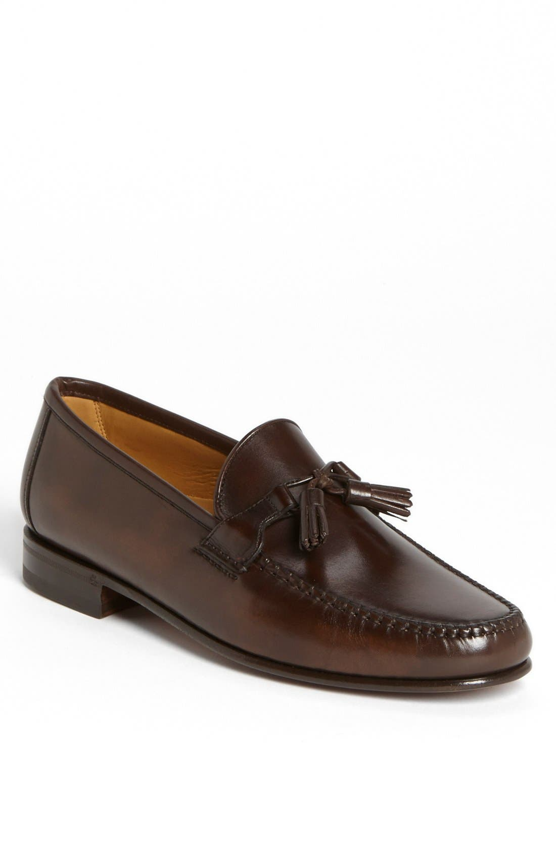 Alternate Image 1 Selected - Allen Edmonds 'Urbino' Tassel Loafer (Men)