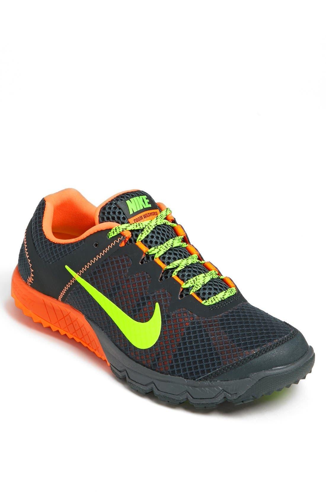 Main Image - Nike 'Zoom Wildhorse' Trail Running Shoe (Men)