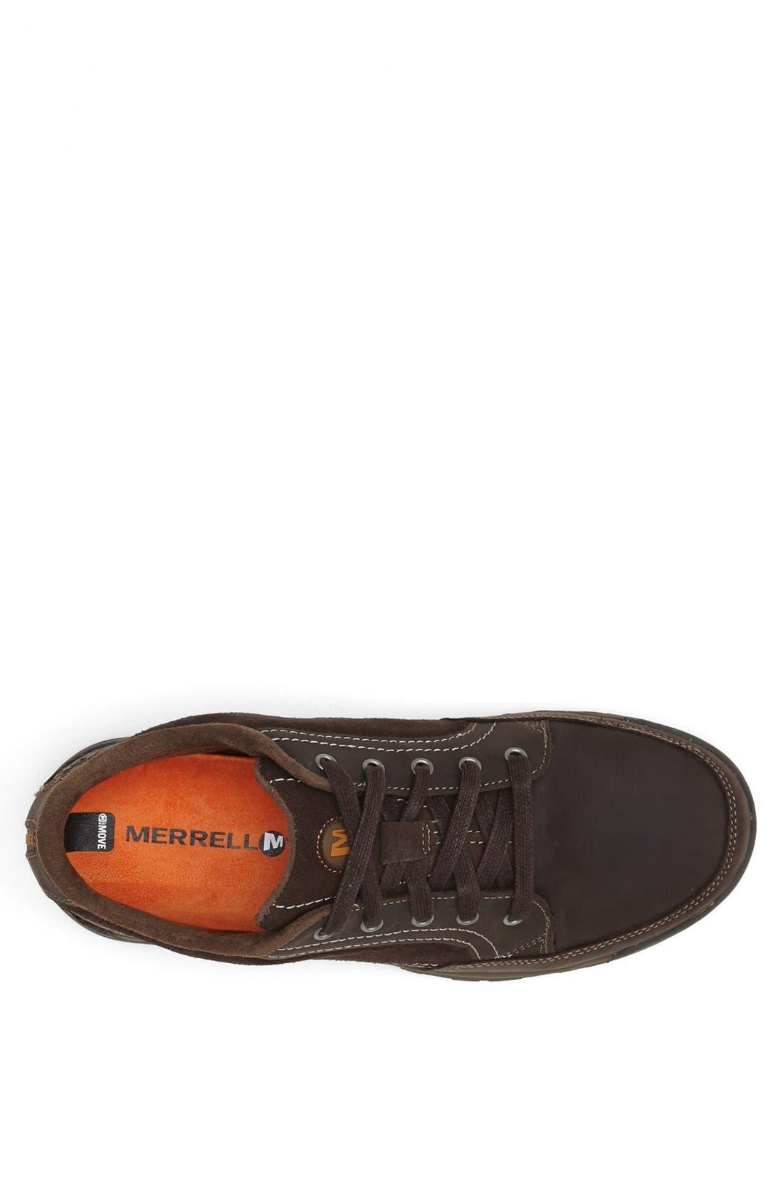 Alternate Image 3  - Merrell 'Traveler Sphere' Sneaker (Men)