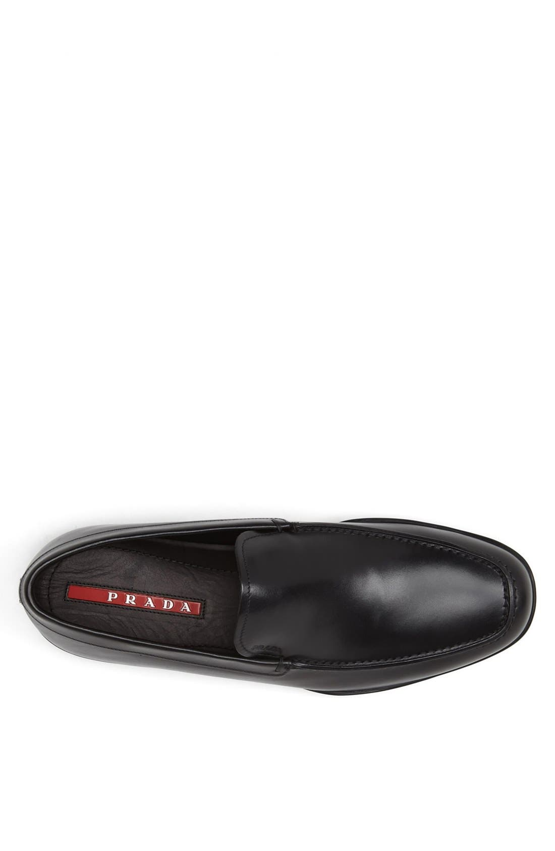 Alternate Image 3  - Prada Leather Slip-On (Men)