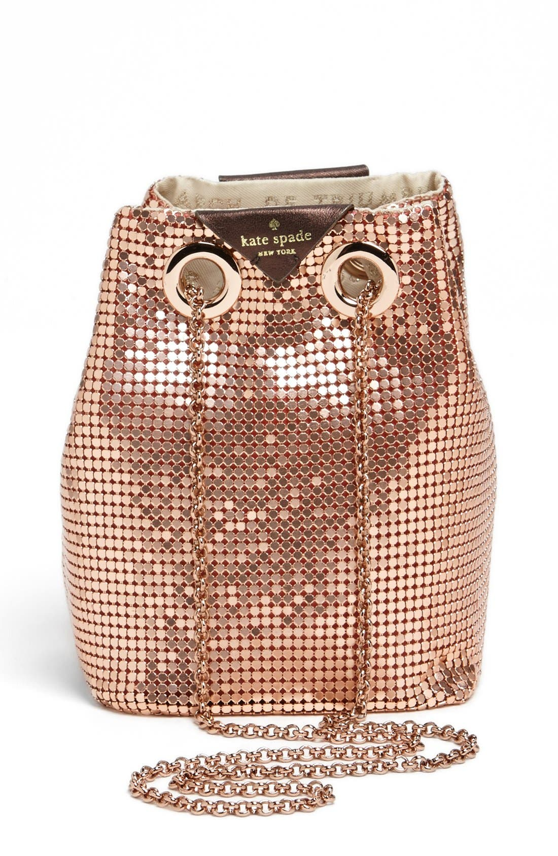 Alternate Image 4  - kate spade new york 'evening belle - night owl' bag