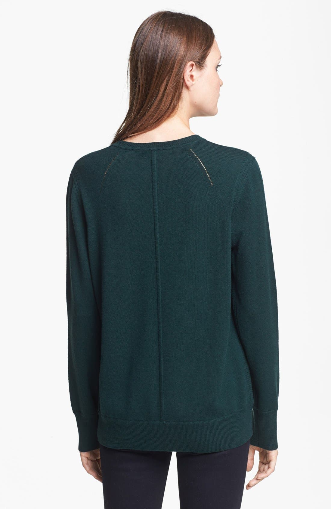 Alternate Image 2  - rag & bone/JEAN 'Natalie' Merino Wool Sweater