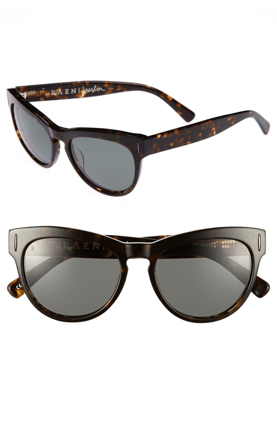 Main Image - RAEN 'Breslin' 55mm Polarized Sunglasses