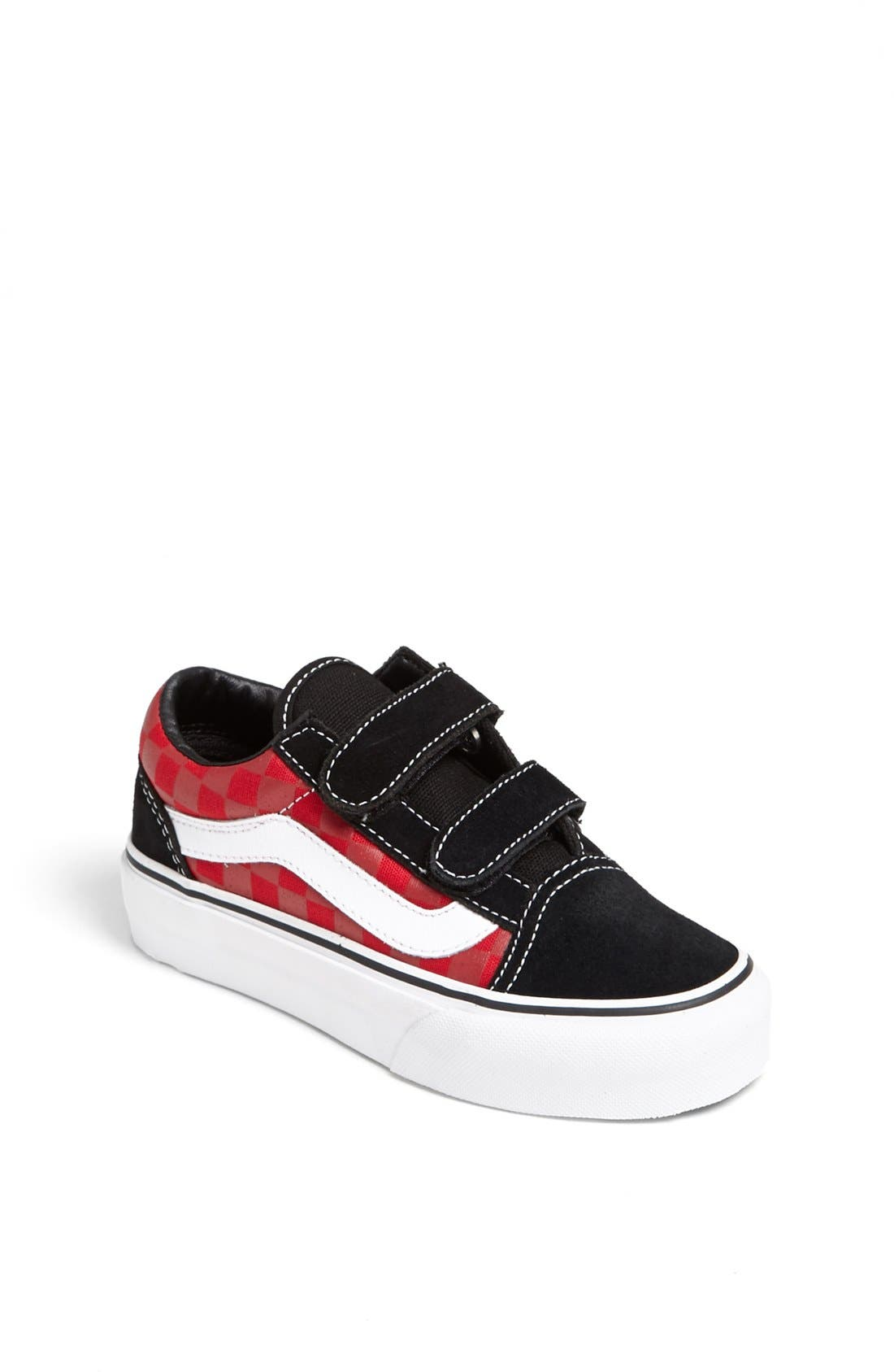 Alternate Image 1 Selected - Vans 'Old Skool' Sneaker (Toddler)