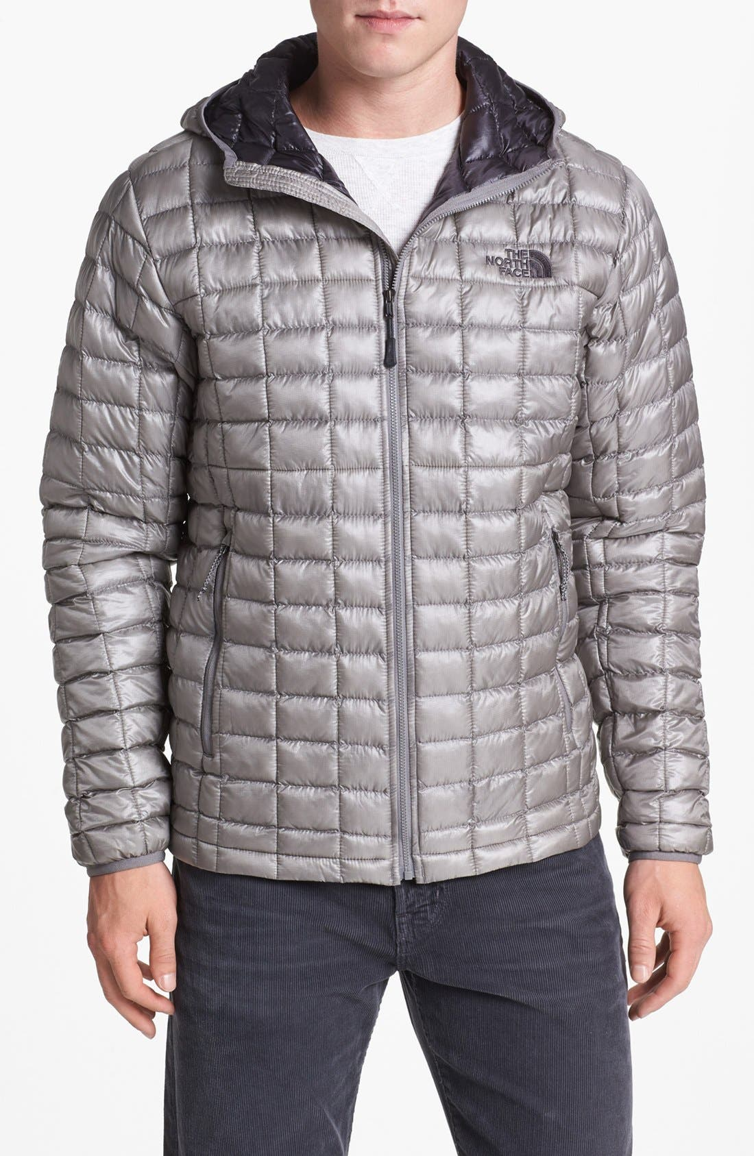 Alternate Image 1 Selected - The North Face 'ThermoBall™' PrimaLoft® Hooded Jacket