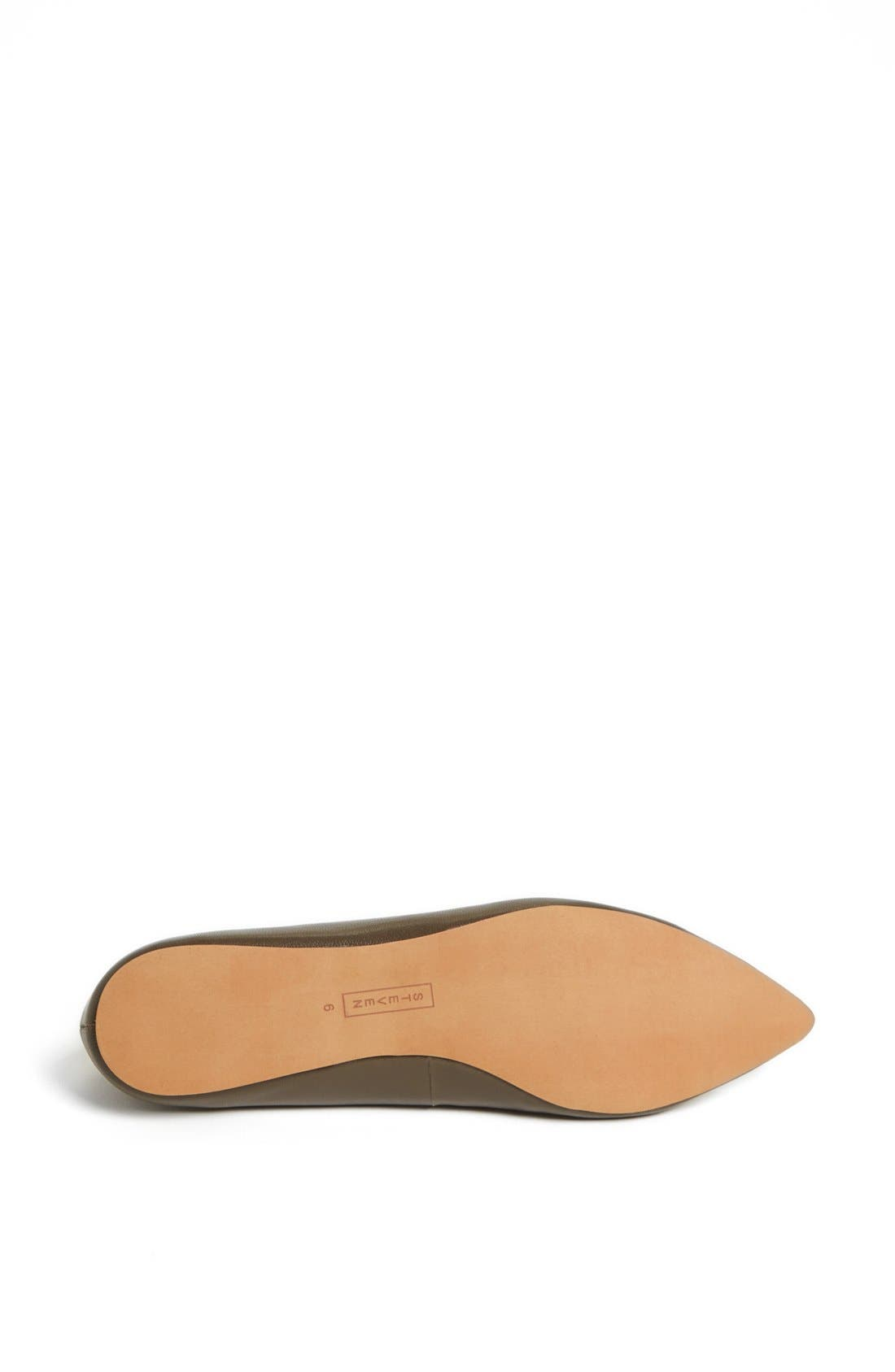 Alternate Image 4  - Steven by Steve Madden 'Elatedd' Pointed Toe Flat