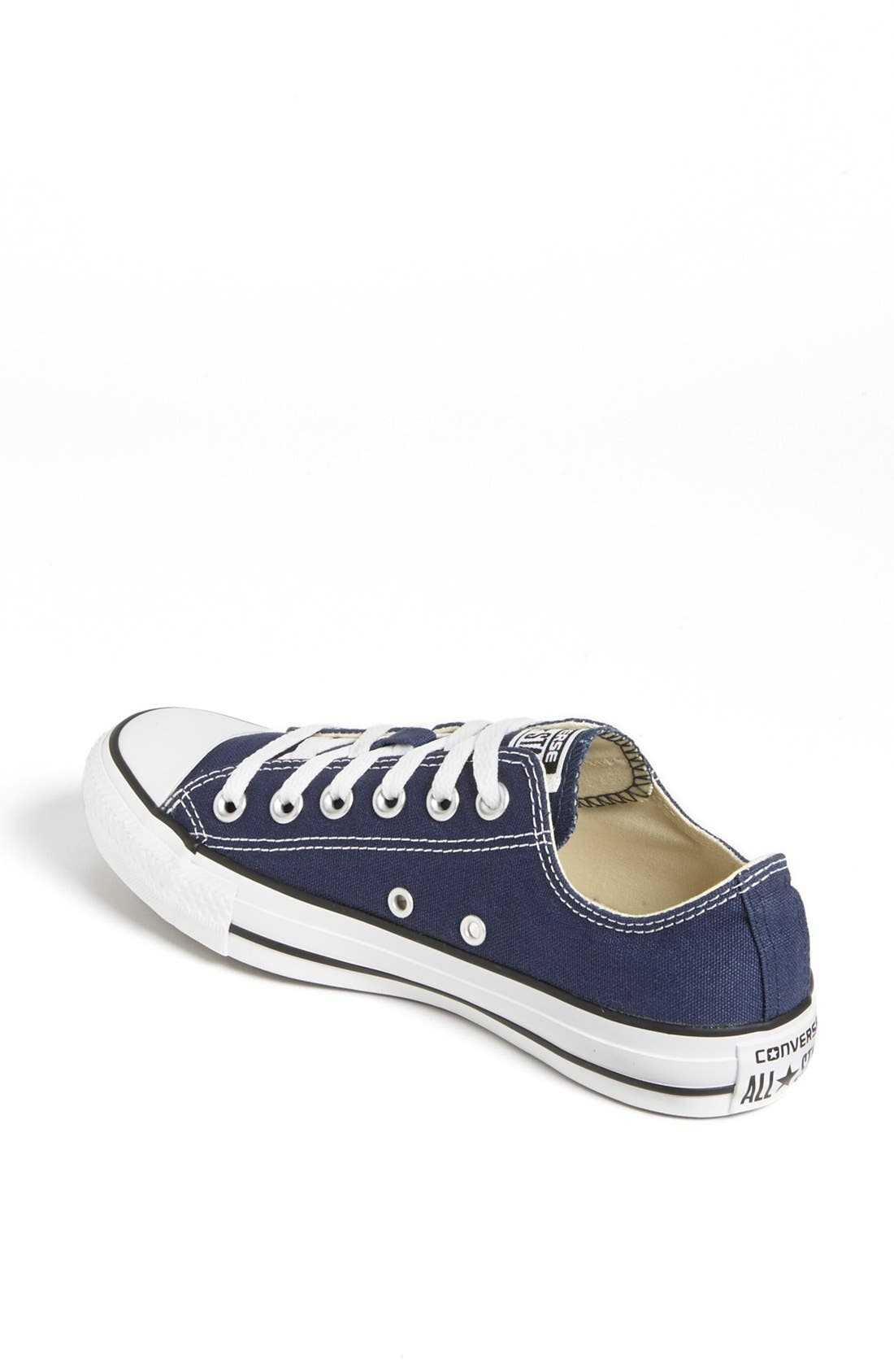 Alternate Image 2  - Converse Chuck Taylor® Low Top Sneaker (Women)