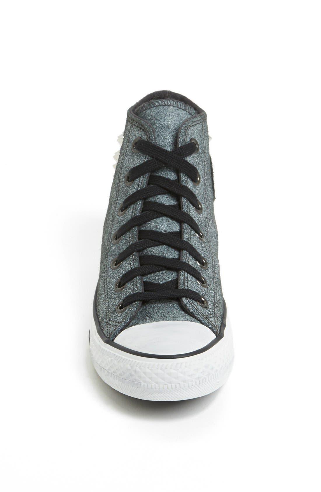 Alternate Image 3  - Converse Chuck Taylor® All Star® 'Collar Studs' High Top Sneaker (Women)