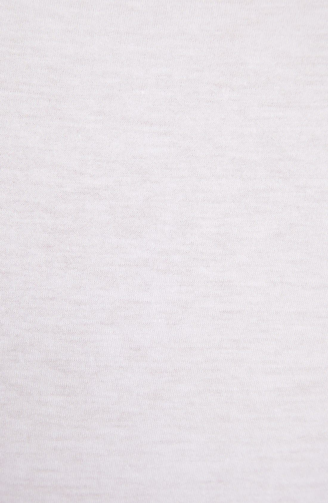 Alternate Image 3  - Michael Kors 'Soft Touch' Crewneck T-Shirt (3-Pack)