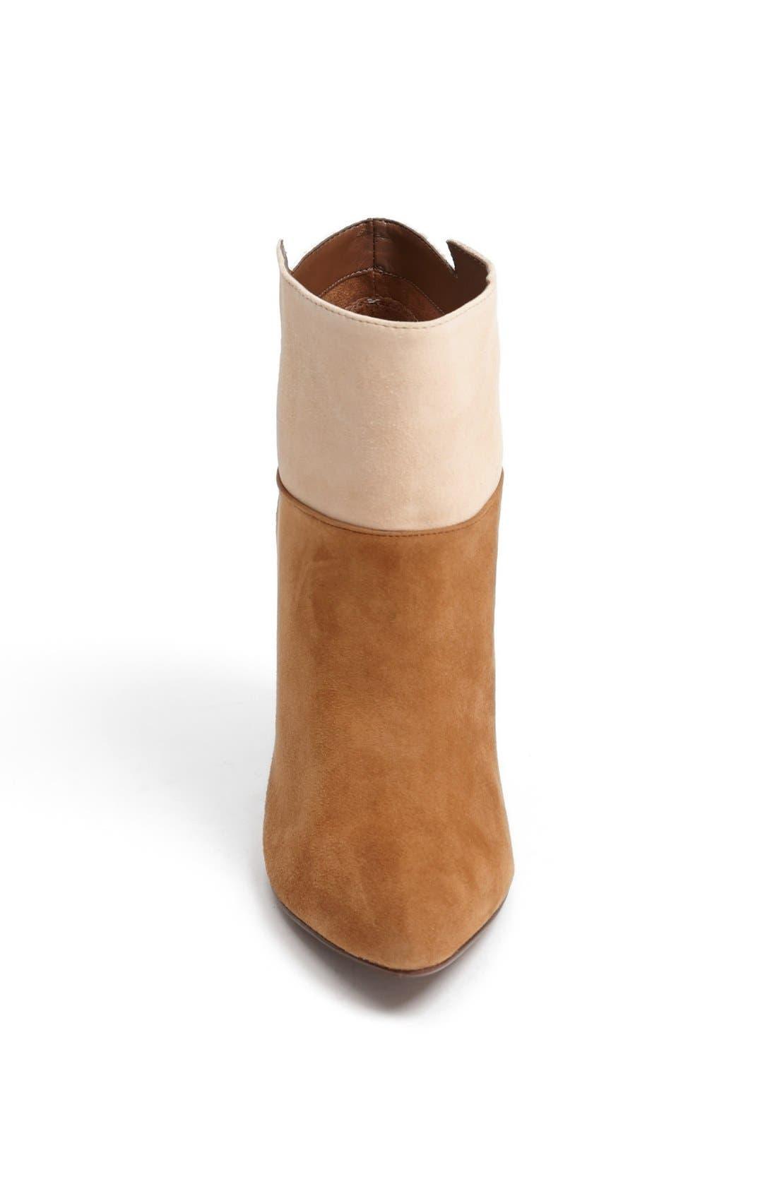 Alternate Image 3  - Kristin Cavallari Suede Ankle Bootie
