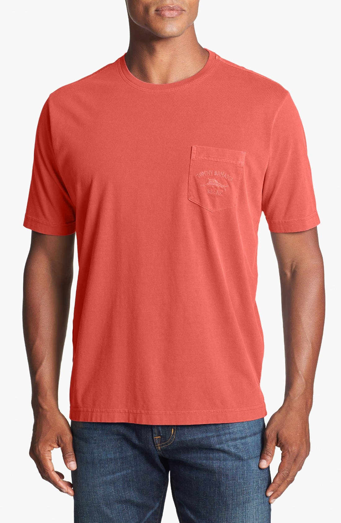 Alternate Image 1 Selected - Tommy Bahama Relax 'Bahama Tide' Island Modern Fit Short Sleeve T-Shirt