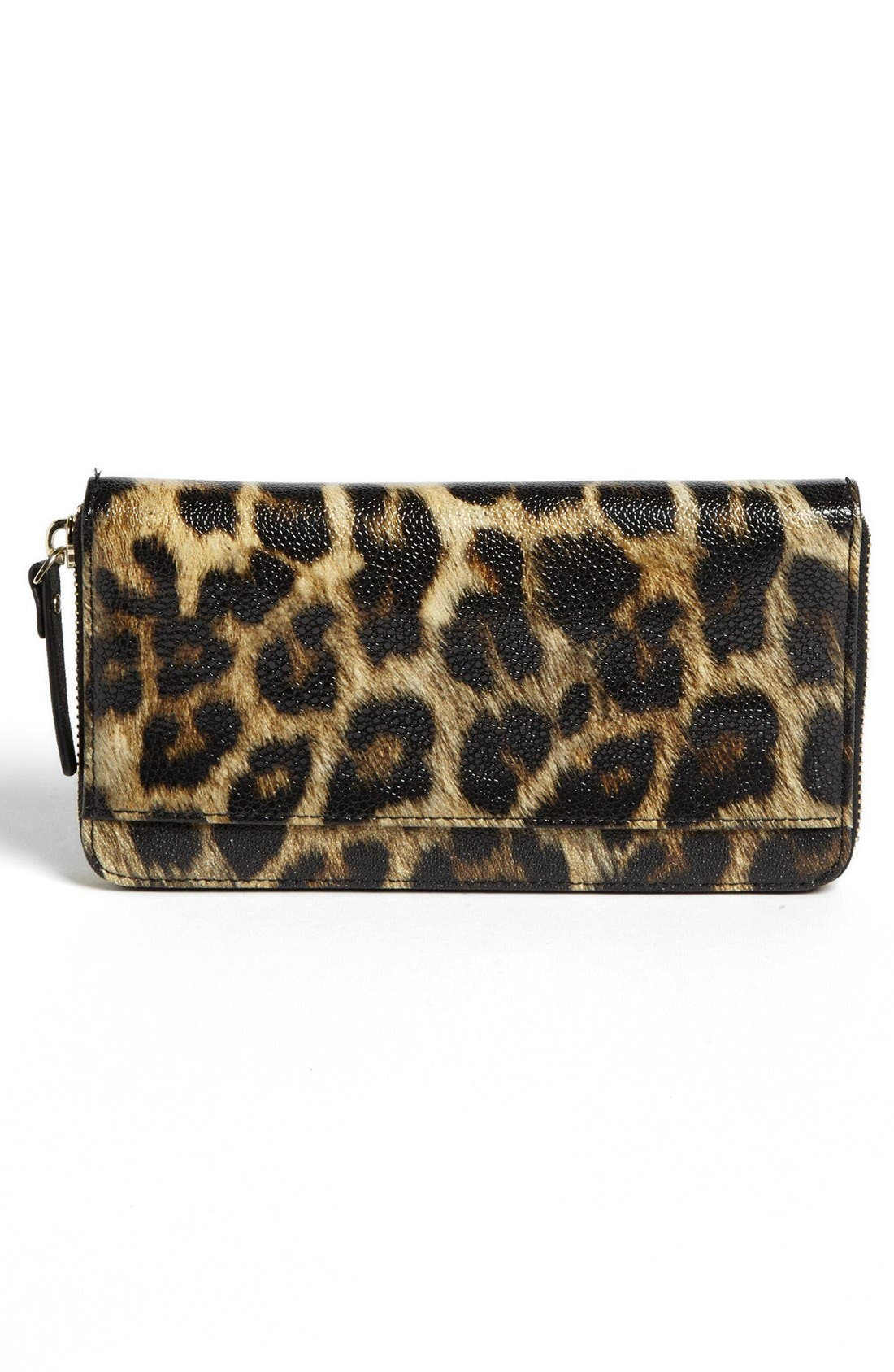 Alternate Image 4  - kate spade new york 'cedar street animal - lacey' wallet