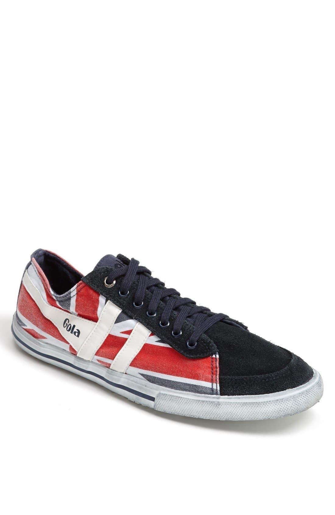 Alternate Image 1 Selected - Gola 'Quota - Union Jack' Sneaker (Men)