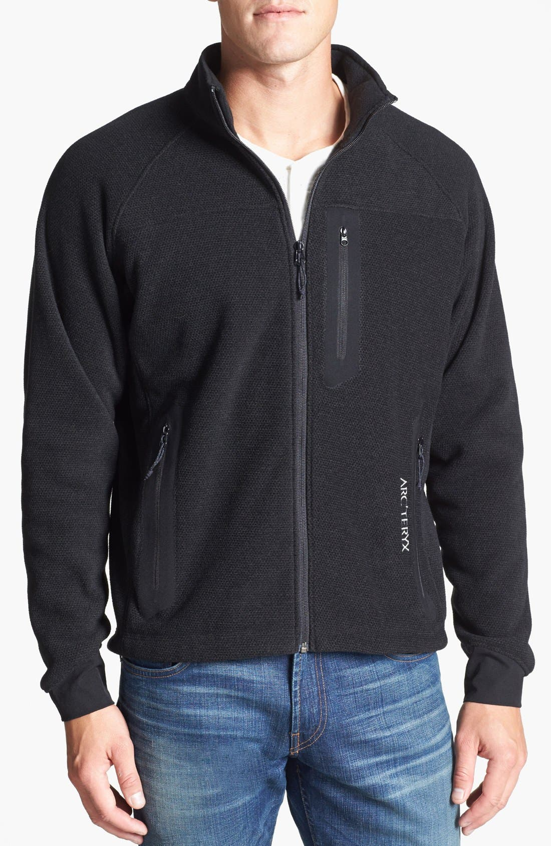 Alternate Image 1 Selected - Arc'teryx 'Strato' Water Repellent Jacket