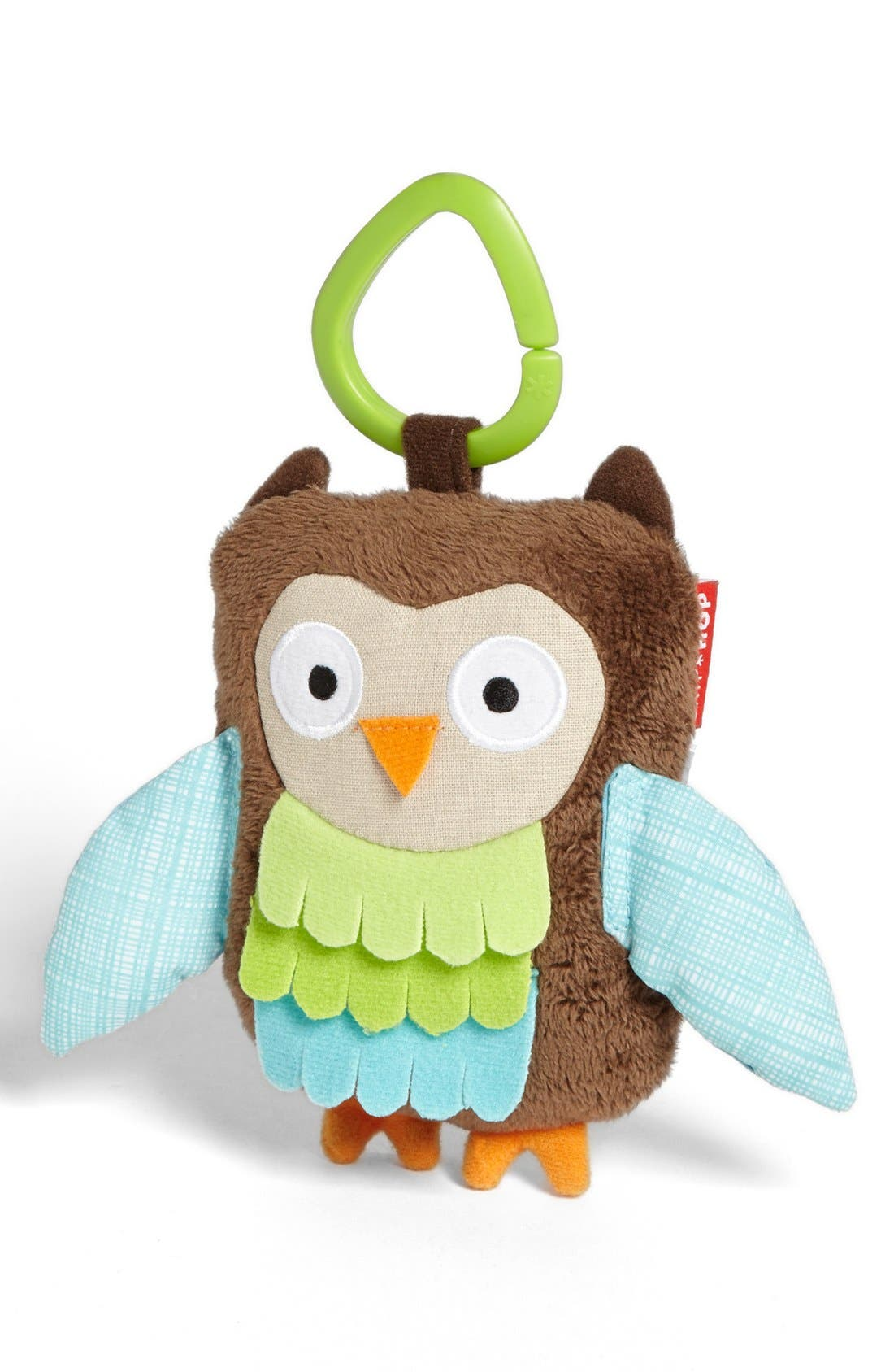 Alternate Image 1 Selected - Skip Hop 'Wise Owl' Stroller Toy