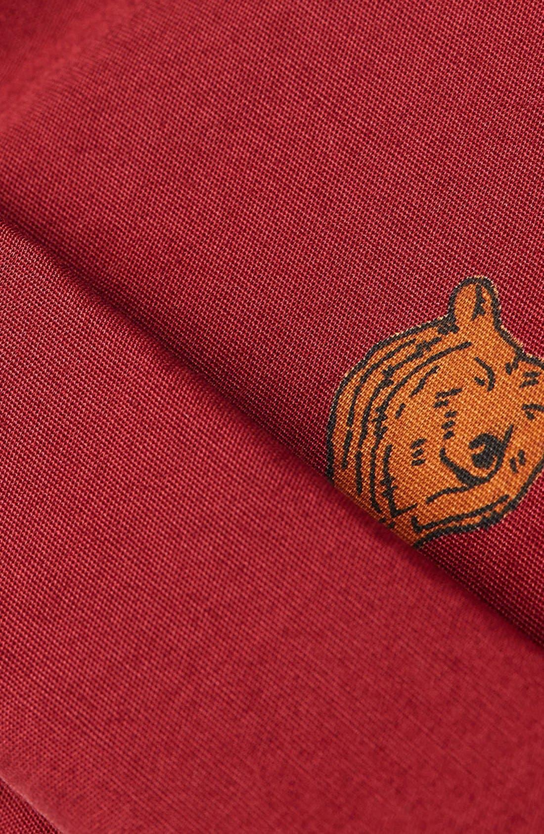 Alternate Image 4  - Topman 'Bears - High Roller' Shirt