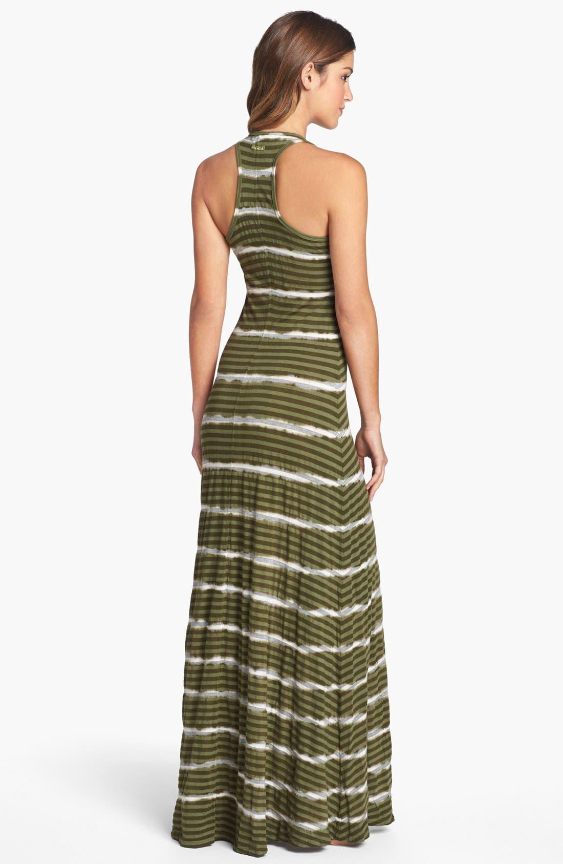 Alternate Image 2  - Hard Tail Racerback Knit Dress