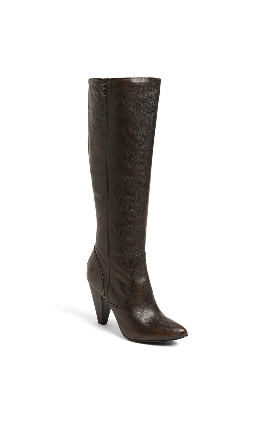 Alternate Image 1 Selected - Frye 'Regina Zip' Boot