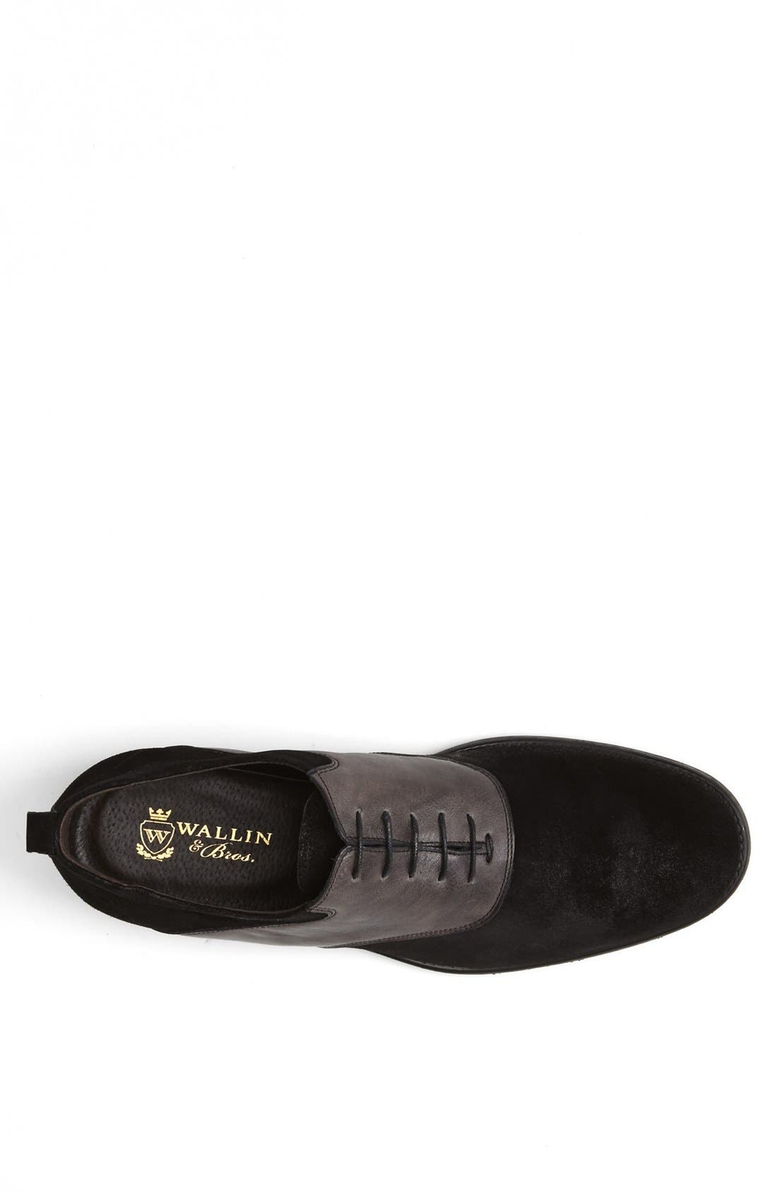 Alternate Image 3  - Wallin & Bros. 'Jacobs' Saddle Shoe