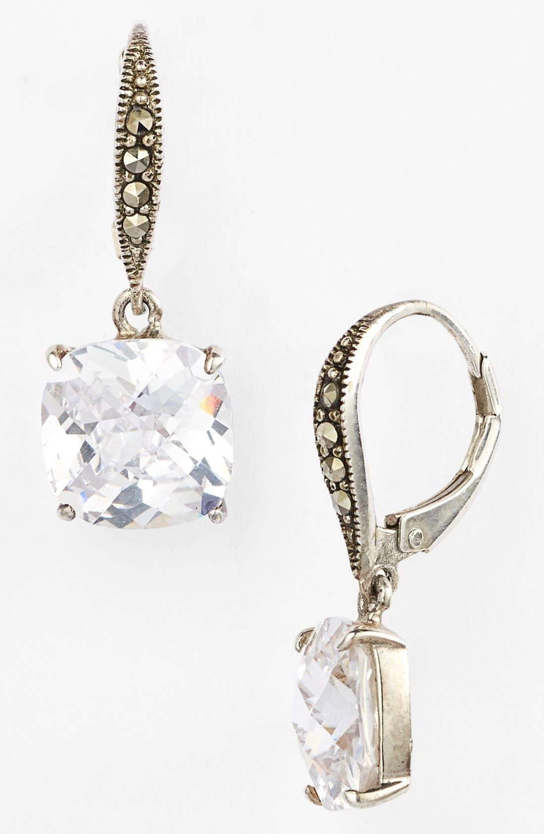 Alternate Image 1 Selected - Judith Jack 'Aurora' Stone Drop Earrings