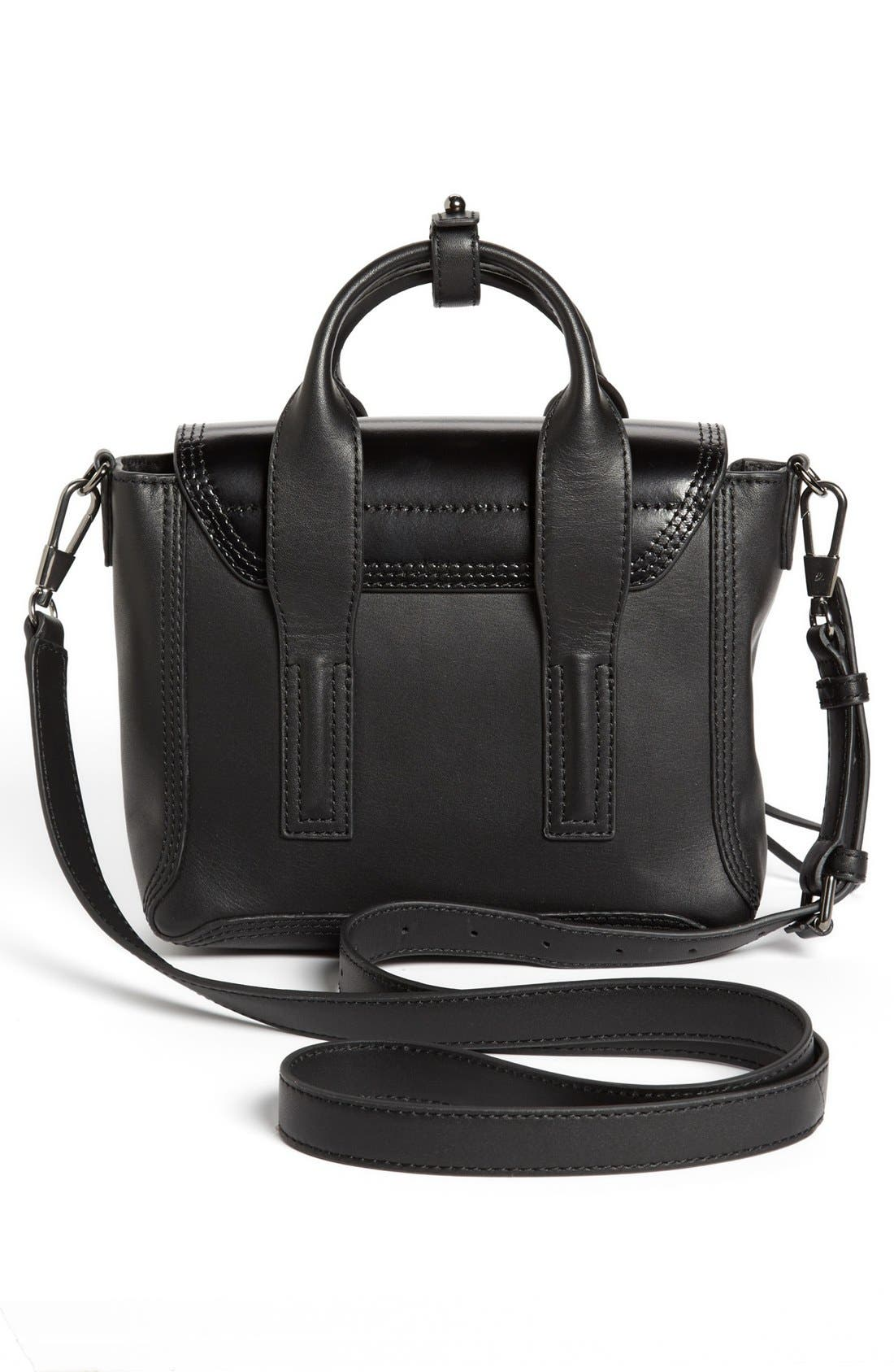 Alternate Image 3  - 3.1 Phillip Lim 'Pashli Mini' Glitter Satchel