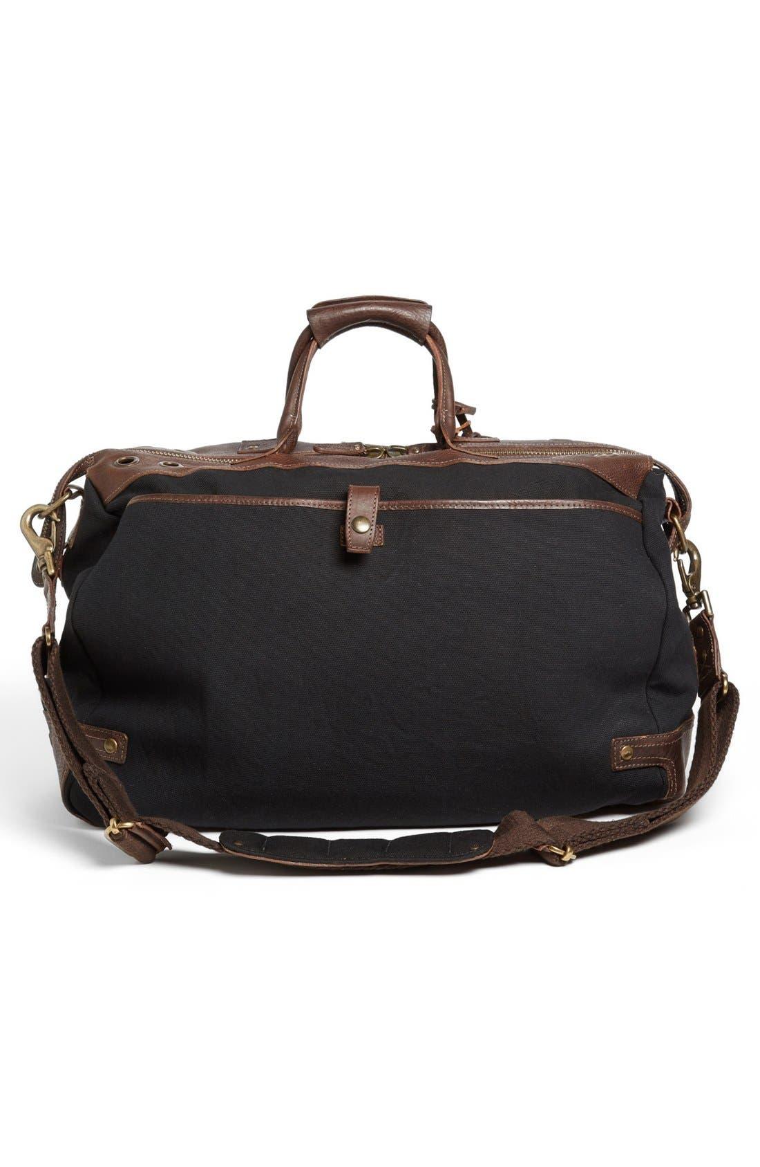 Alternate Image 3  - Will Leather Goods Traveler Duffel Bag