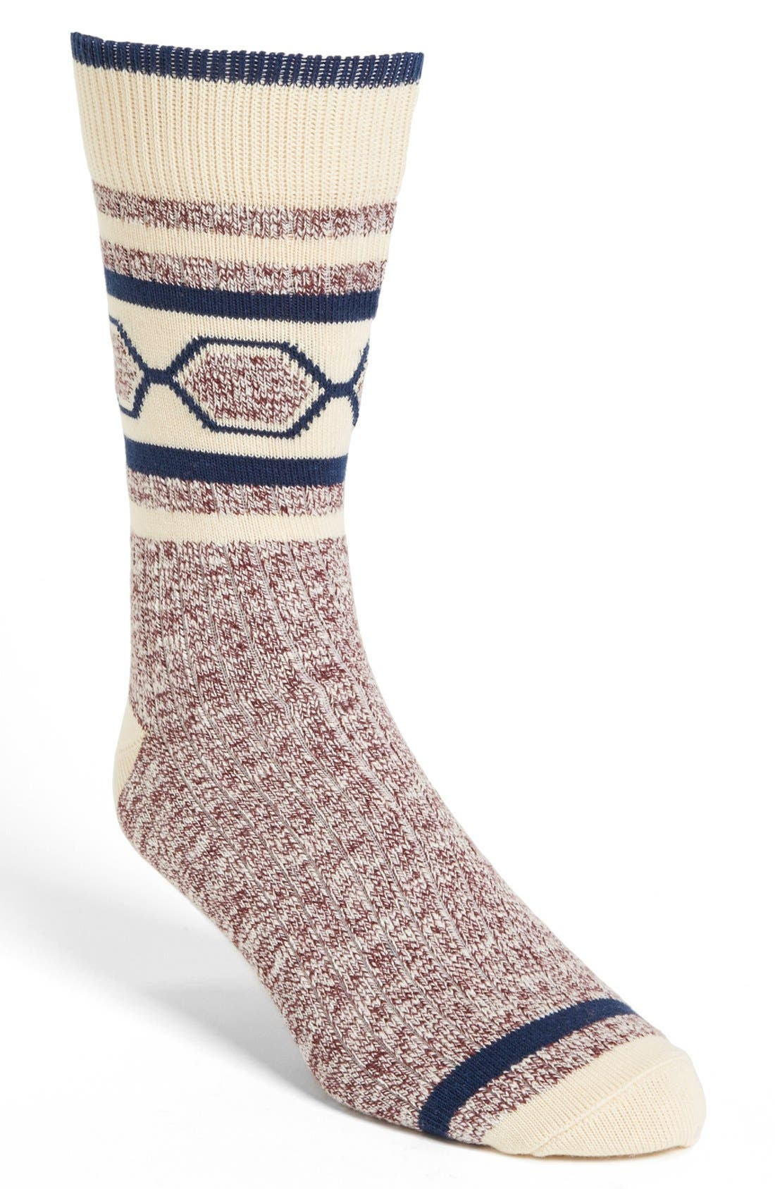 Alternate Image 1 Selected - Pact Camp Socks