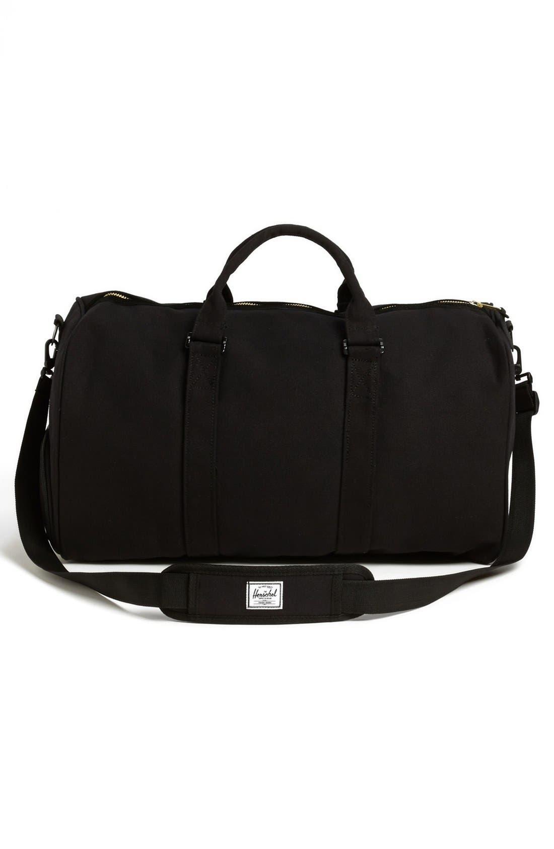 Alternate Image 2  - Herschel Supply Co. 'Novel' Canvas Duffel Bag