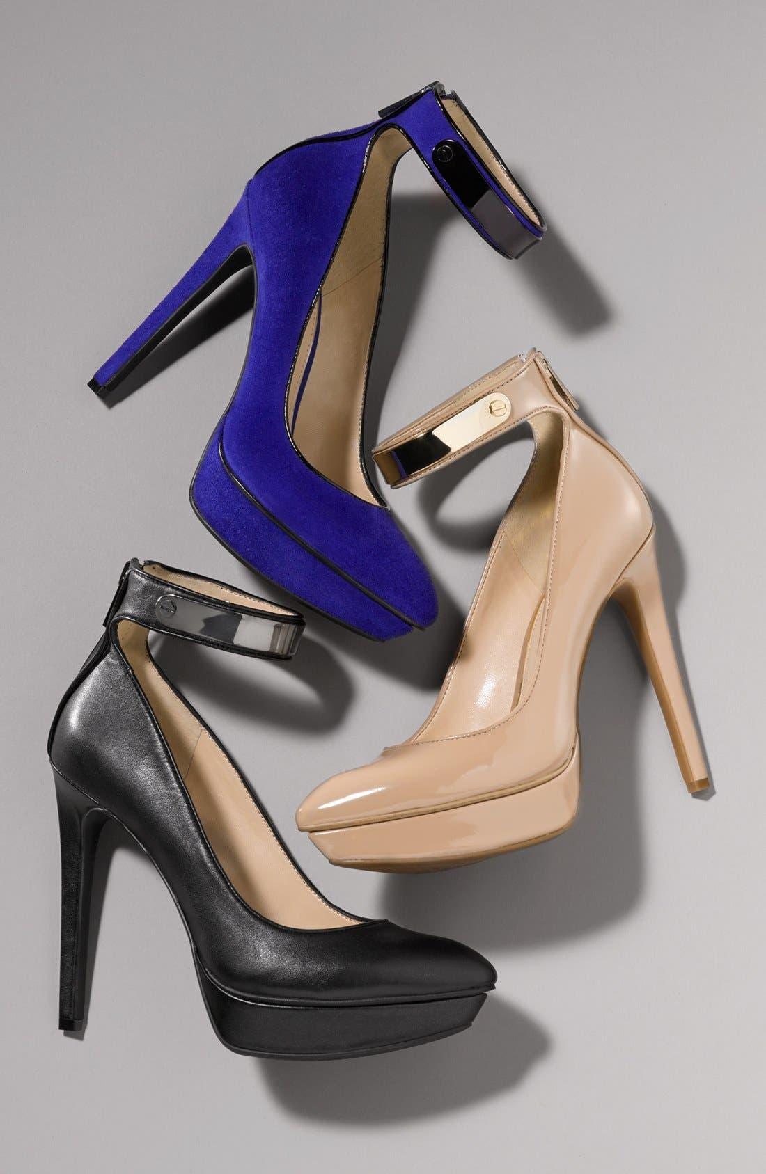 Alternate Image 5  - Jessica Simpson 'Violla' Ankle Strap Pointy Toe Pump