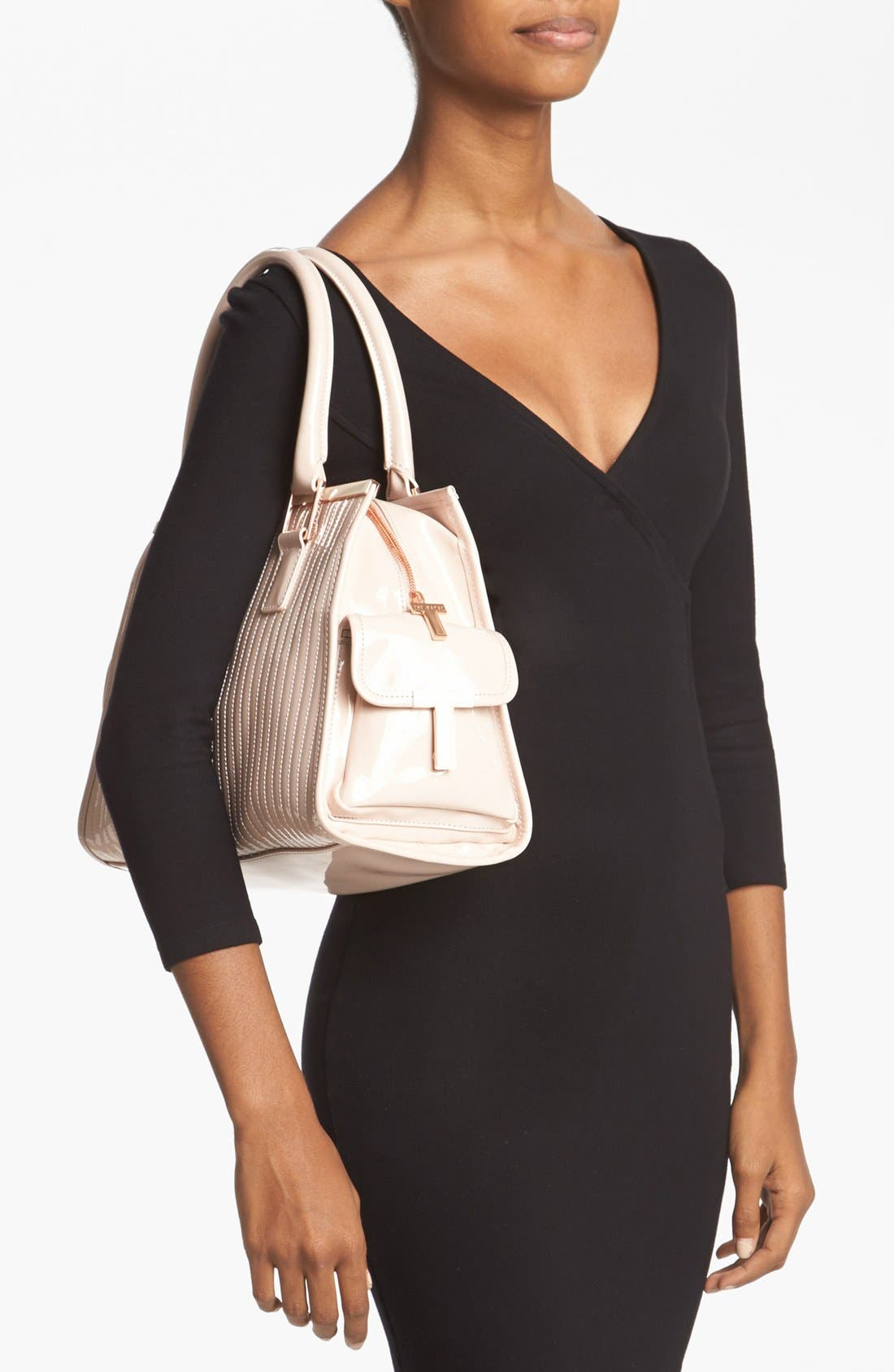 Alternate Image 2  - Ted Baker London 'Jaide' Quilted Tote