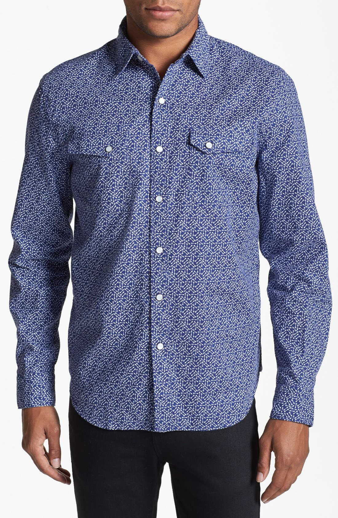 Main Image - Levi's® 'King' Western Shirt