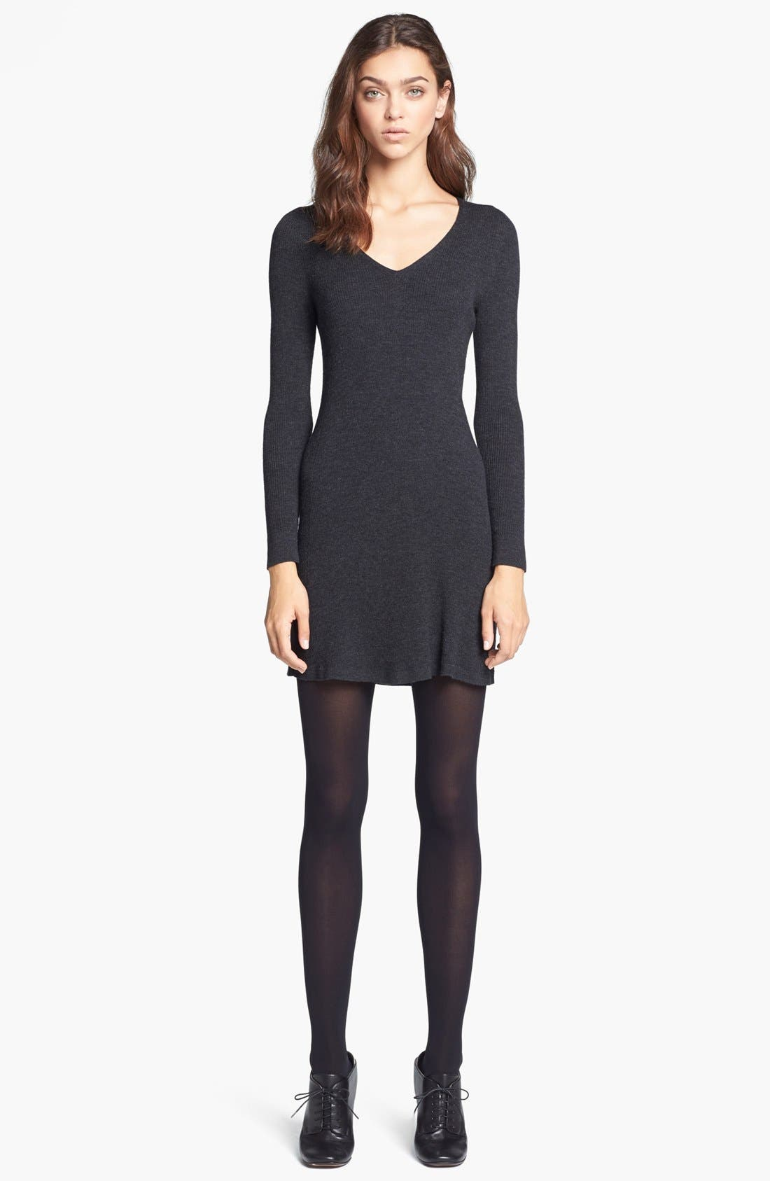 Main Image - Theyskens' Theory 'Karalyn Yevi' Sweater Dress