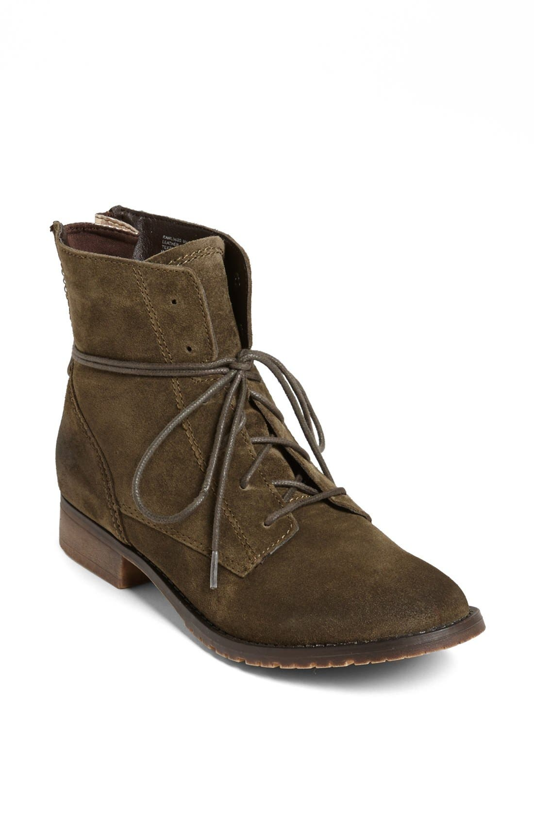 Main Image - Steve Madden 'Rawlings' Bootie (Online Exclusive Color)